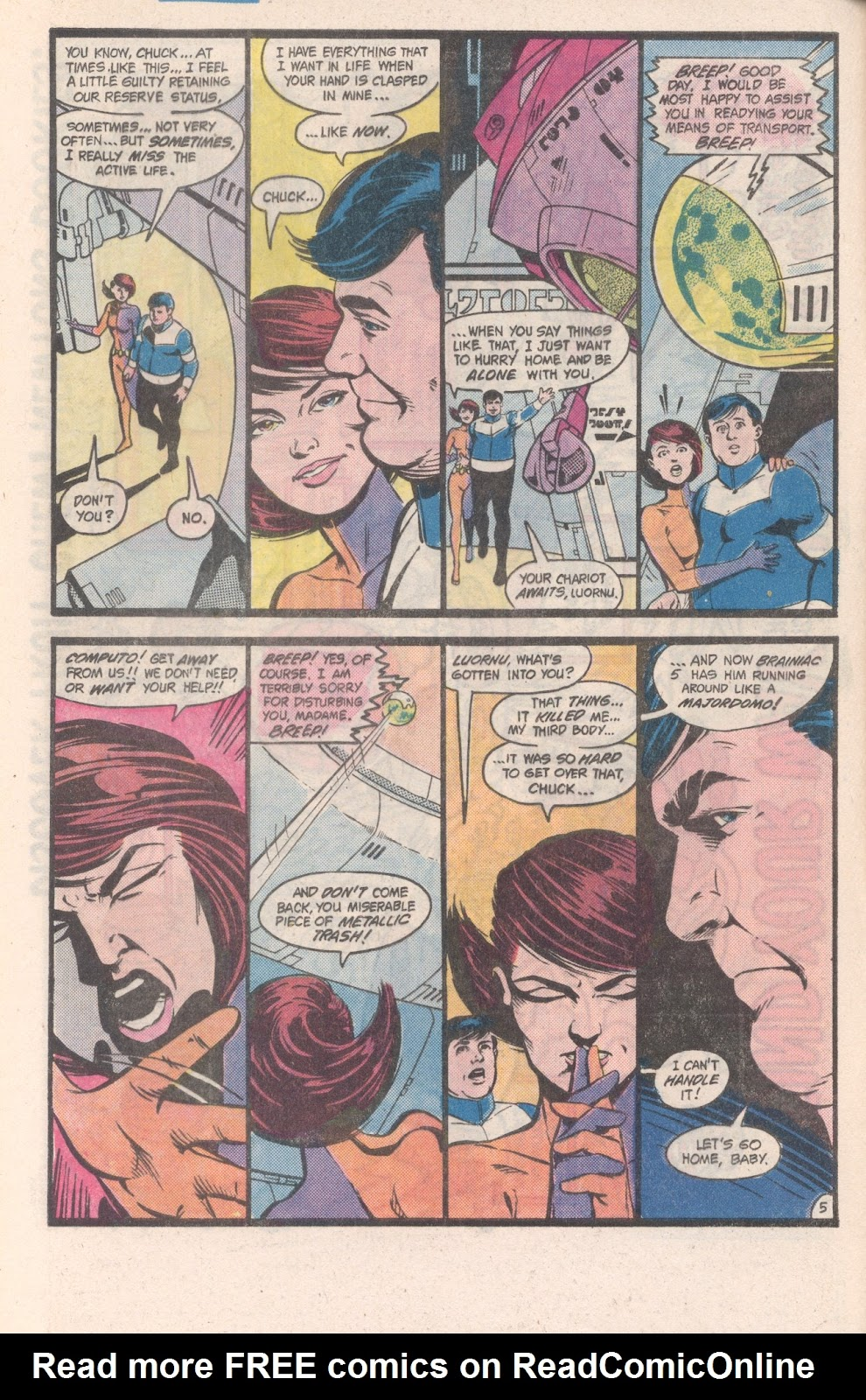 Tales of the Legion Issue #317 #4 - English 6