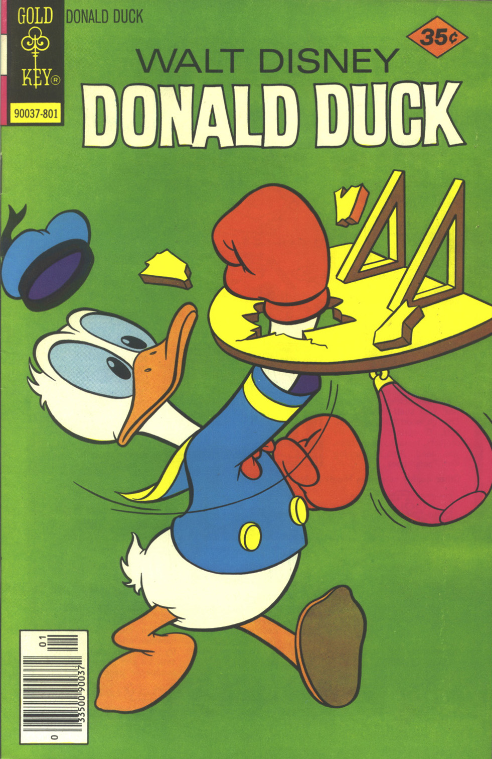 Donald Duck (1962) 191 Page 1