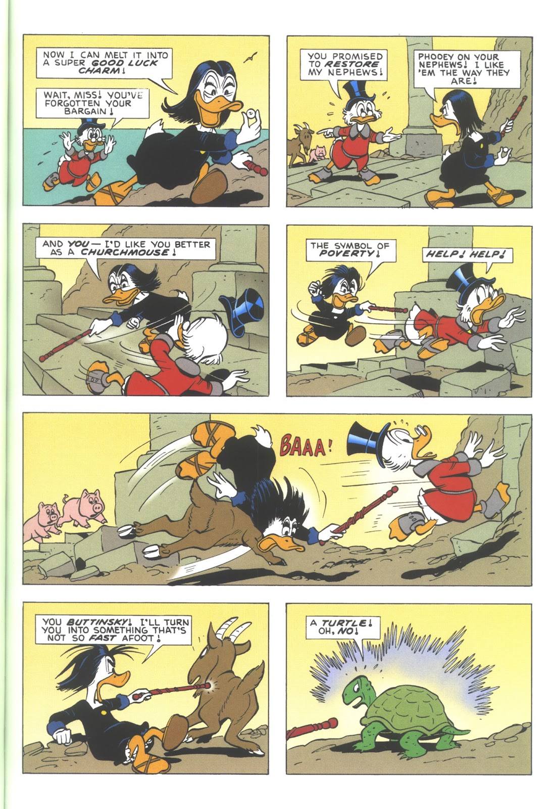 Uncle Scrooge (1953) Issue #361 #361 - English 17