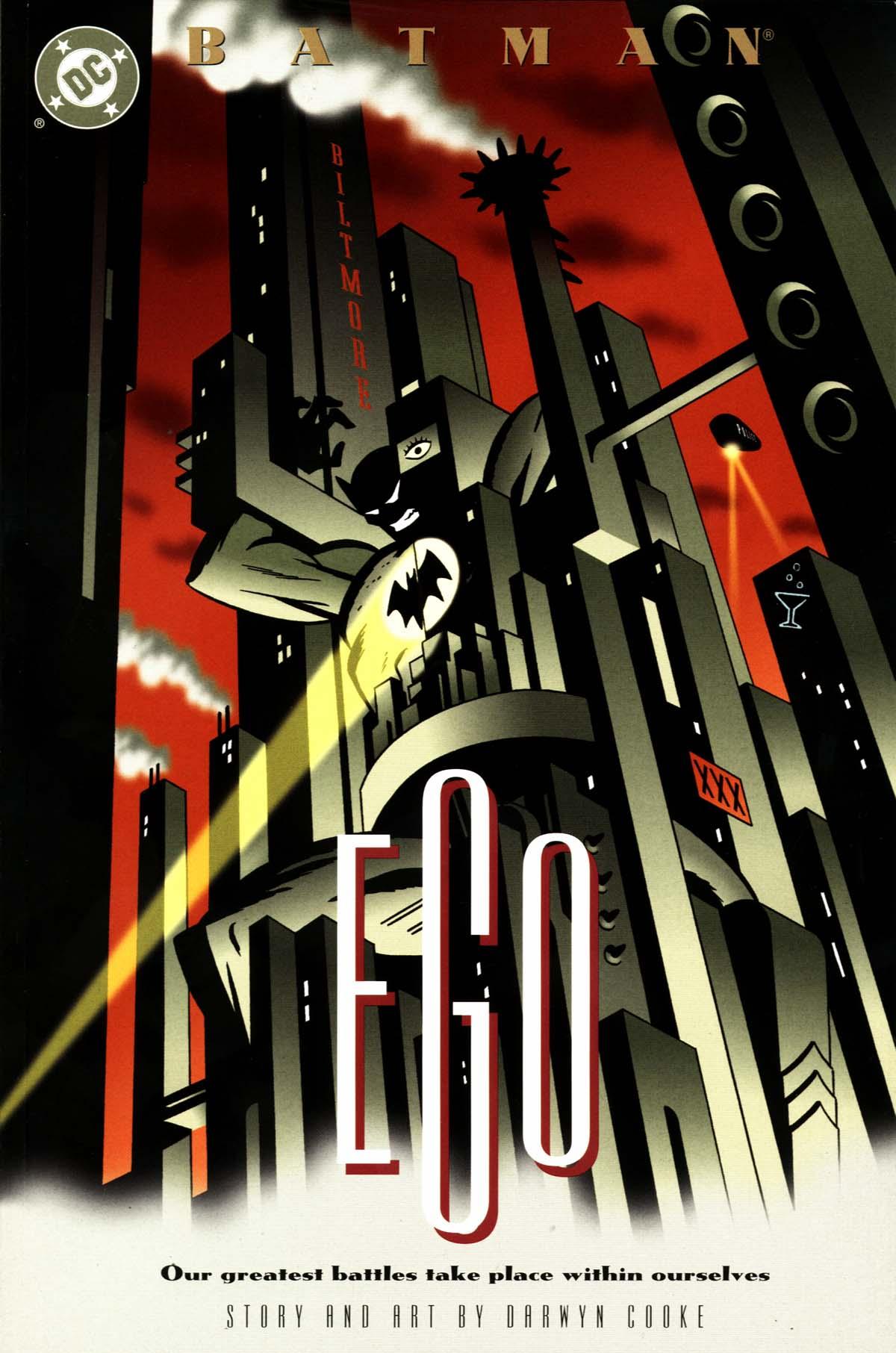 Batman: Ego Full Page 1