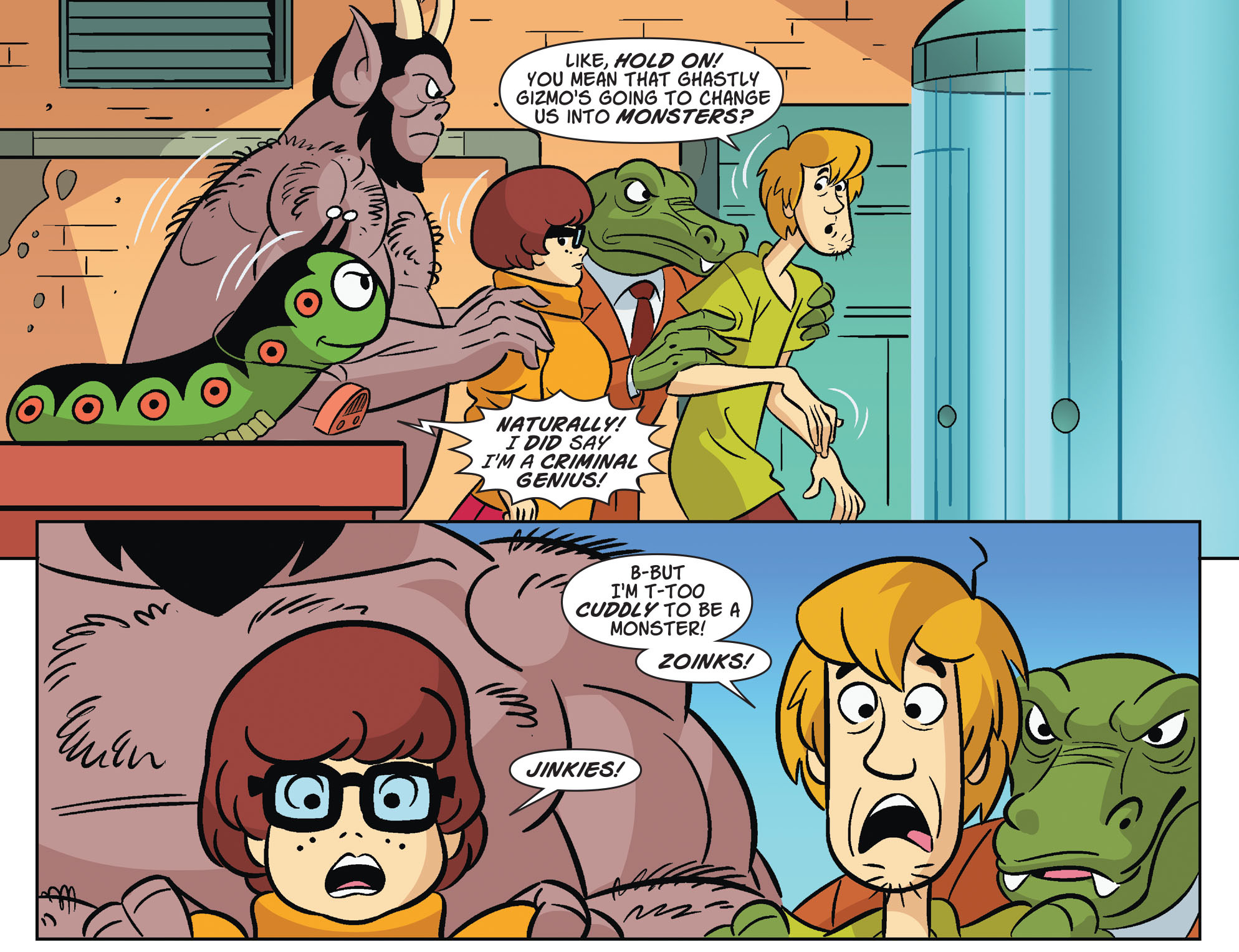 Read online Scooby-Doo! Team-Up comic -  Issue #32 - 6