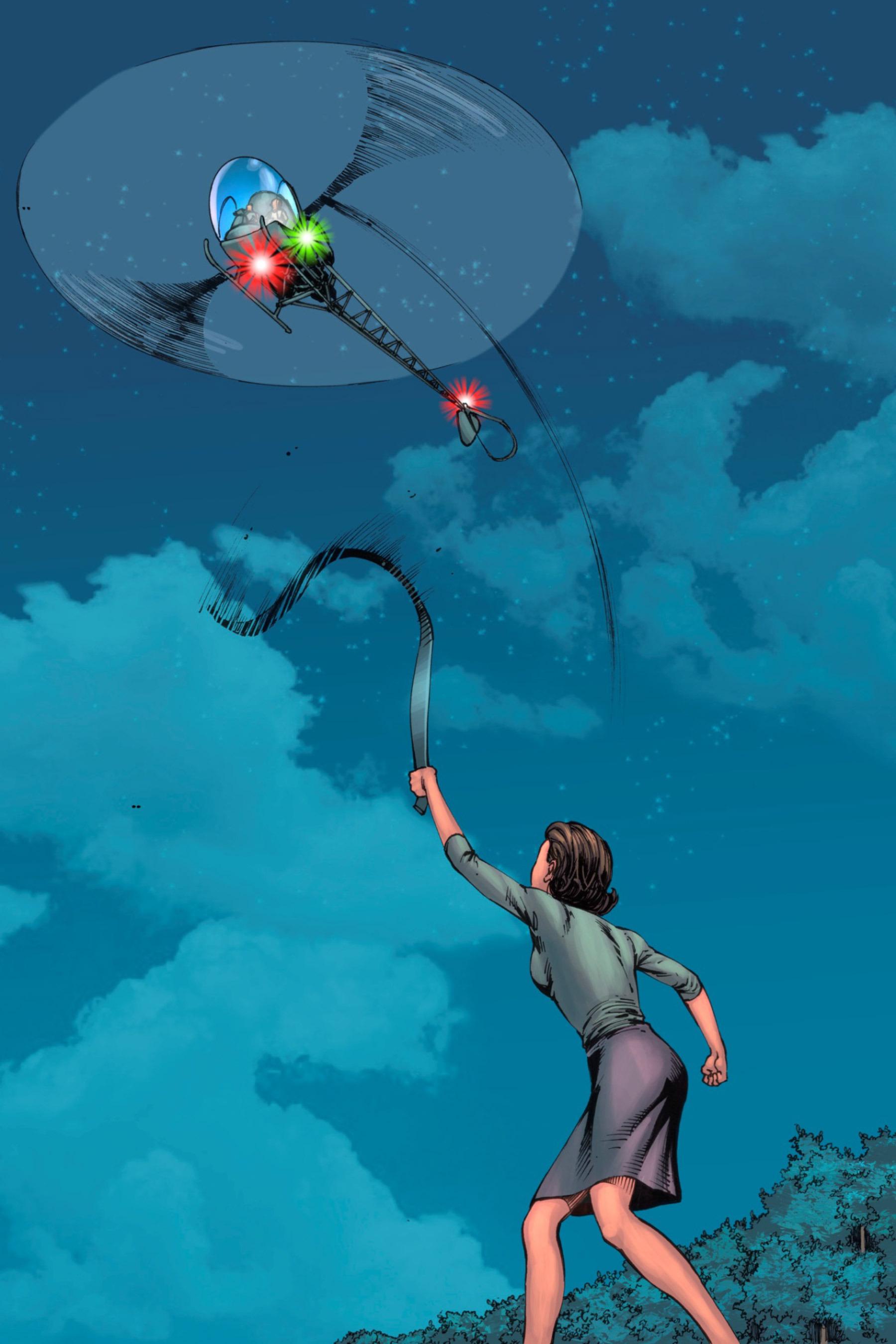 Read online Z-Men comic -  Issue #3 - 43