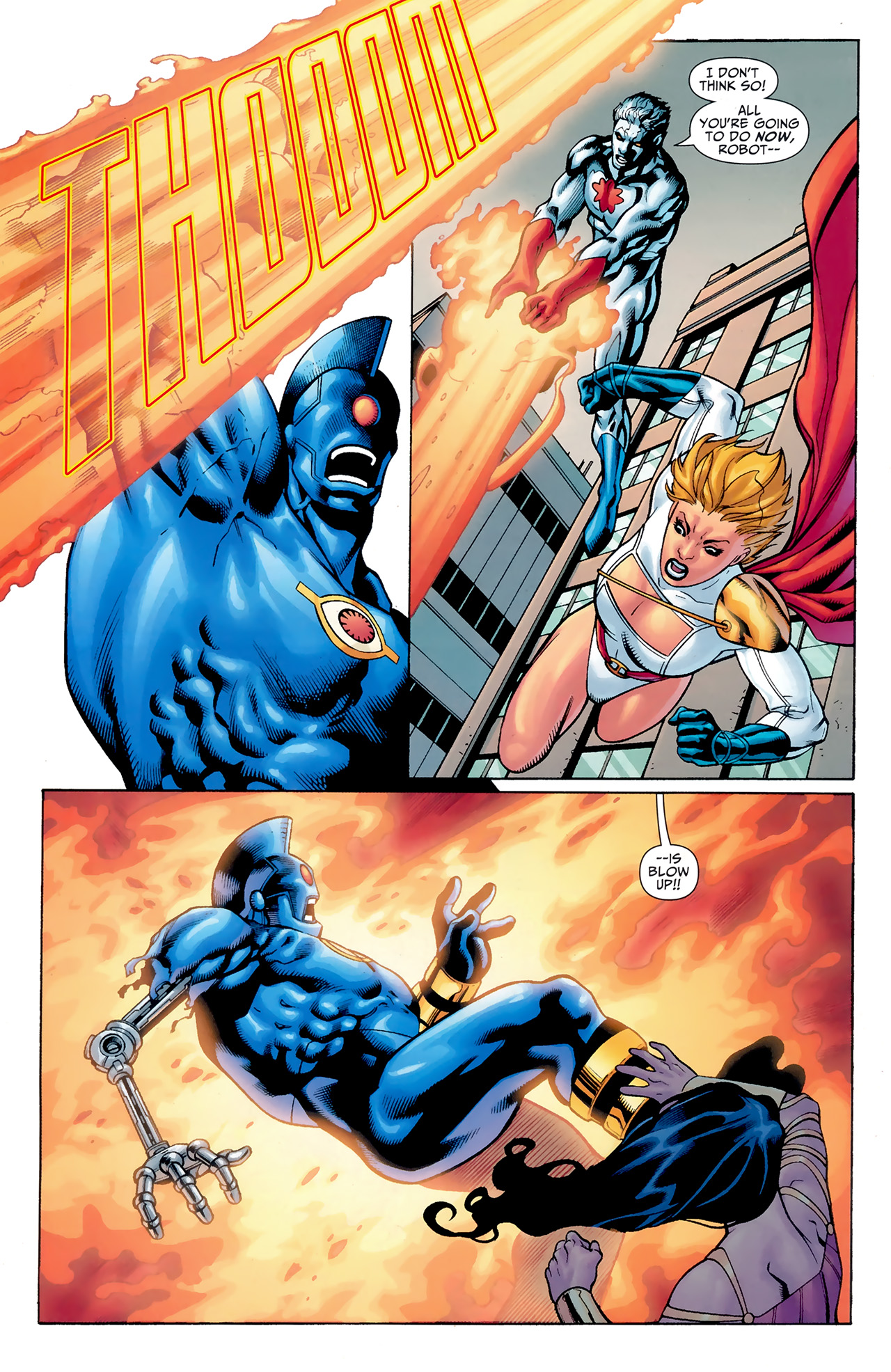 Read online Justice League: Generation Lost comic -  Issue #24 - 13