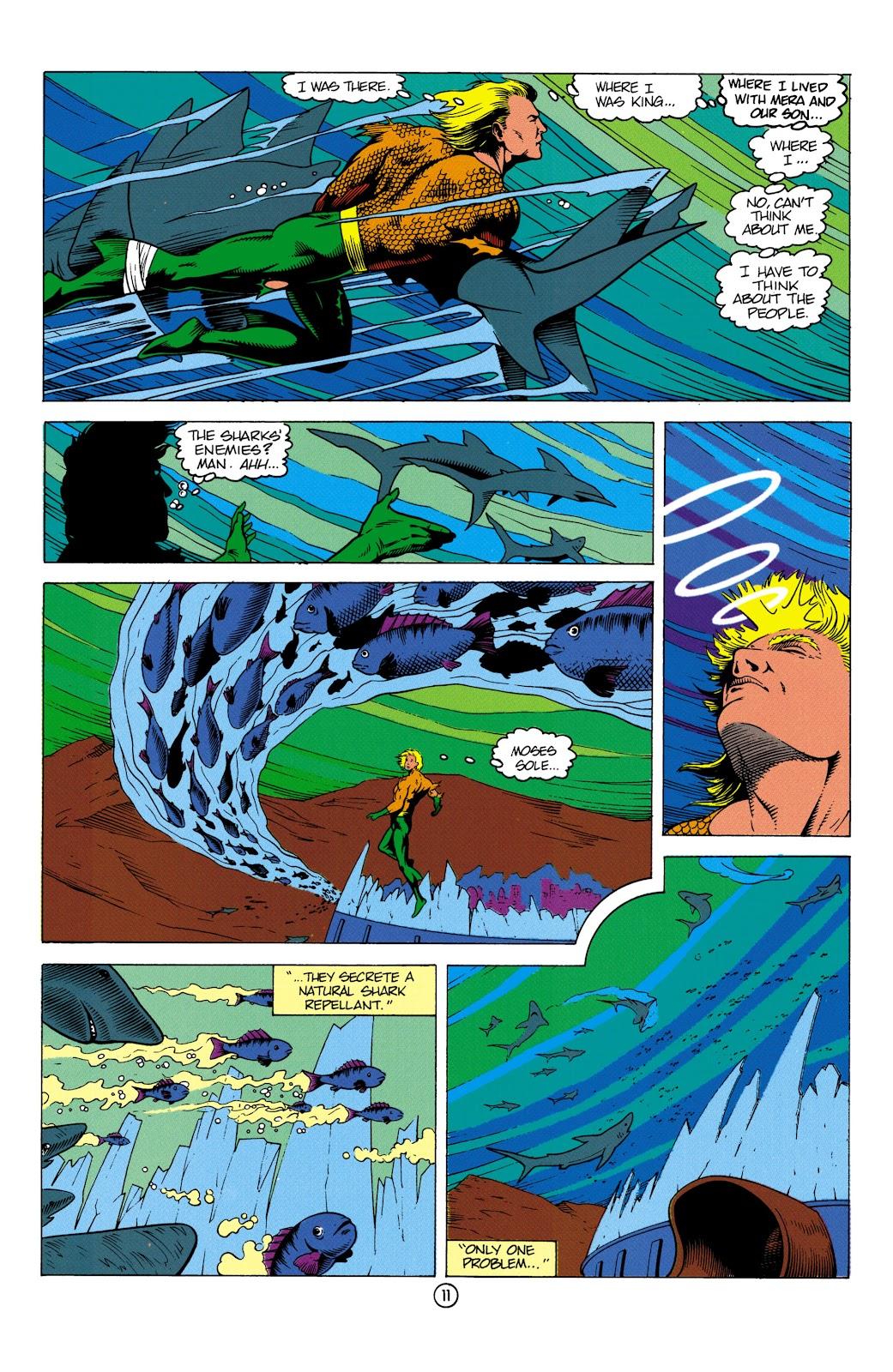 Aquaman (1991) Issue #3 #3 - English 12