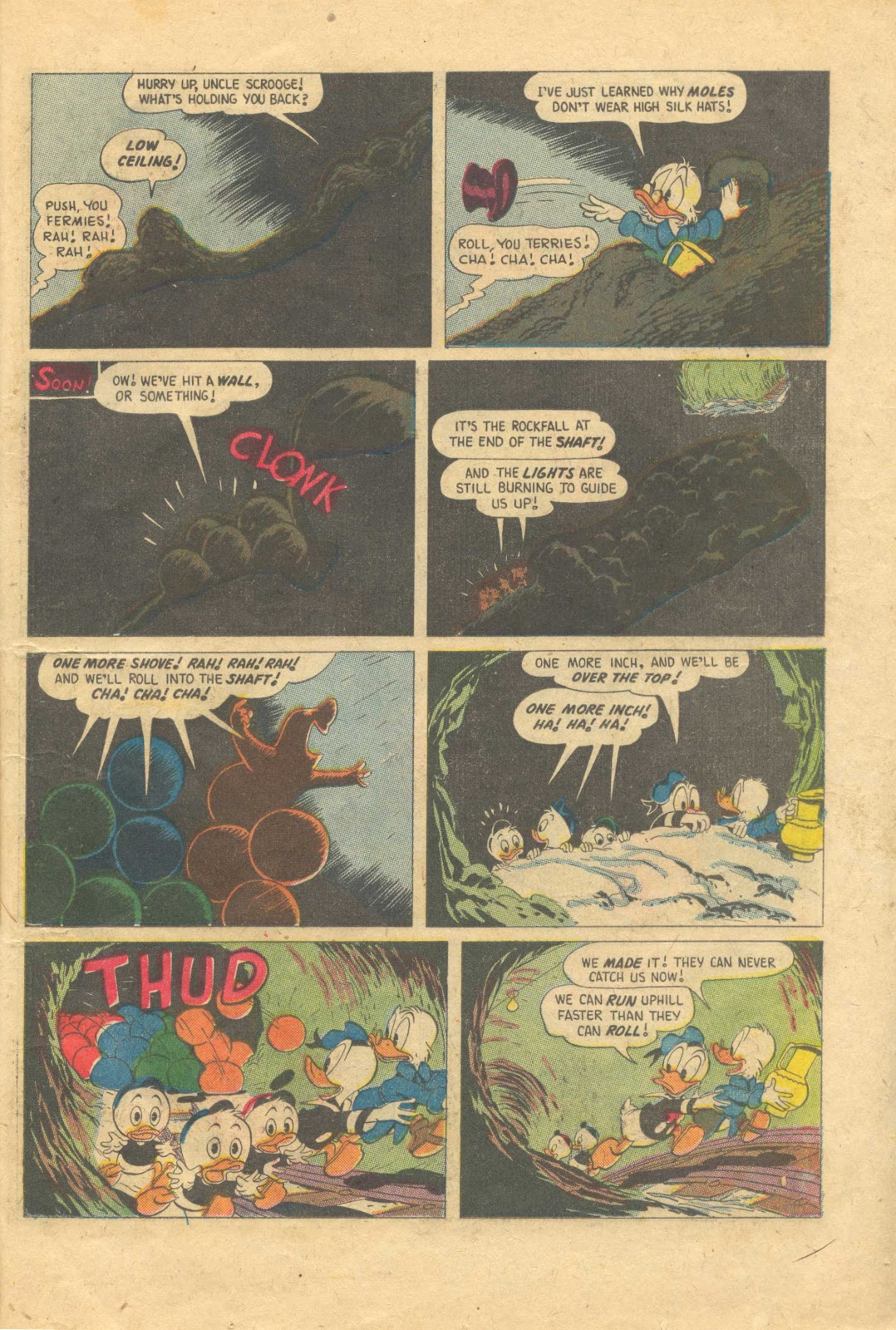 Uncle Scrooge (1953) Issue #13 #13 - English 23