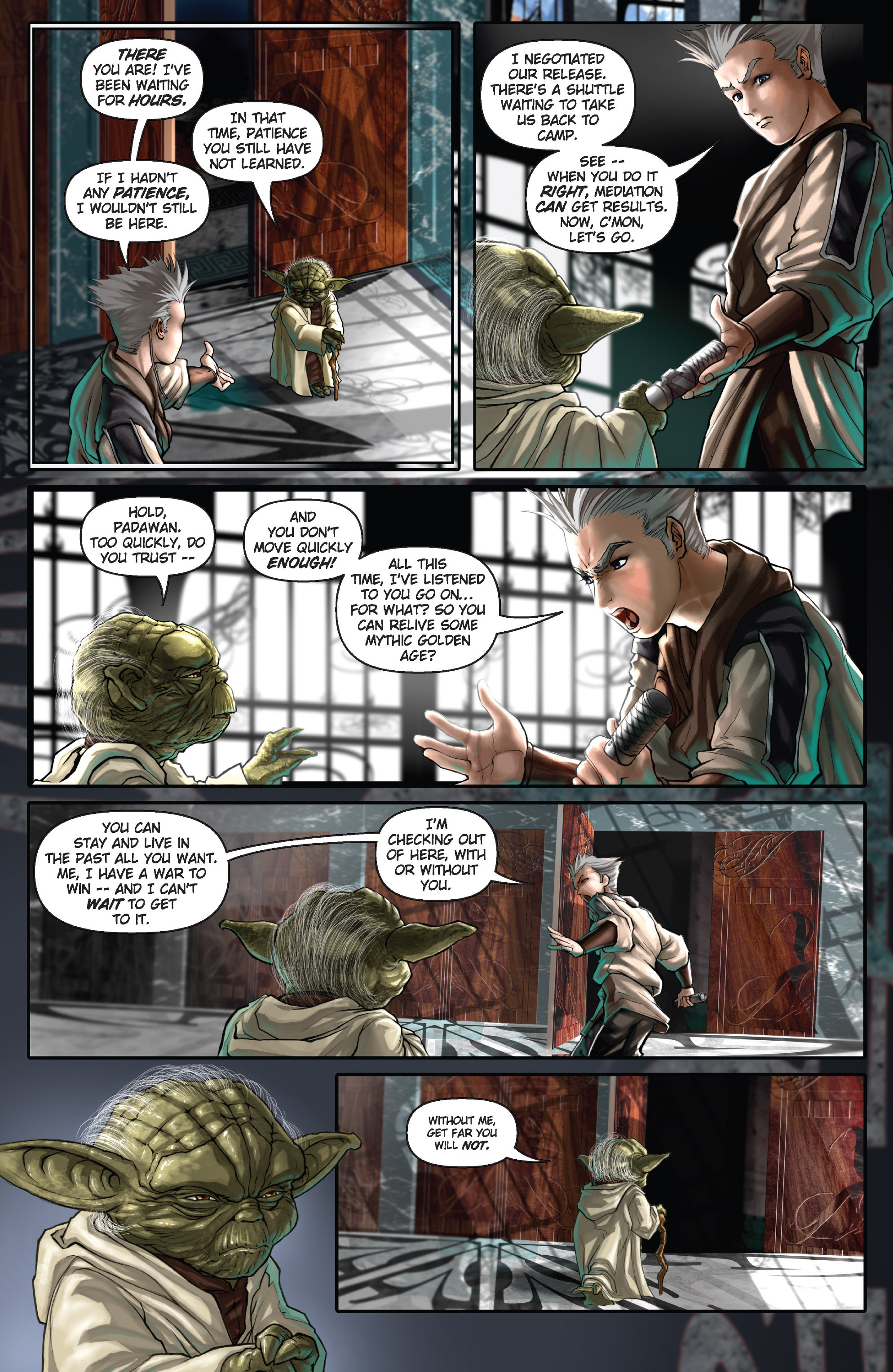 Star Wars Legends Epic Collection: The Clone Wars chap 2 pic 175