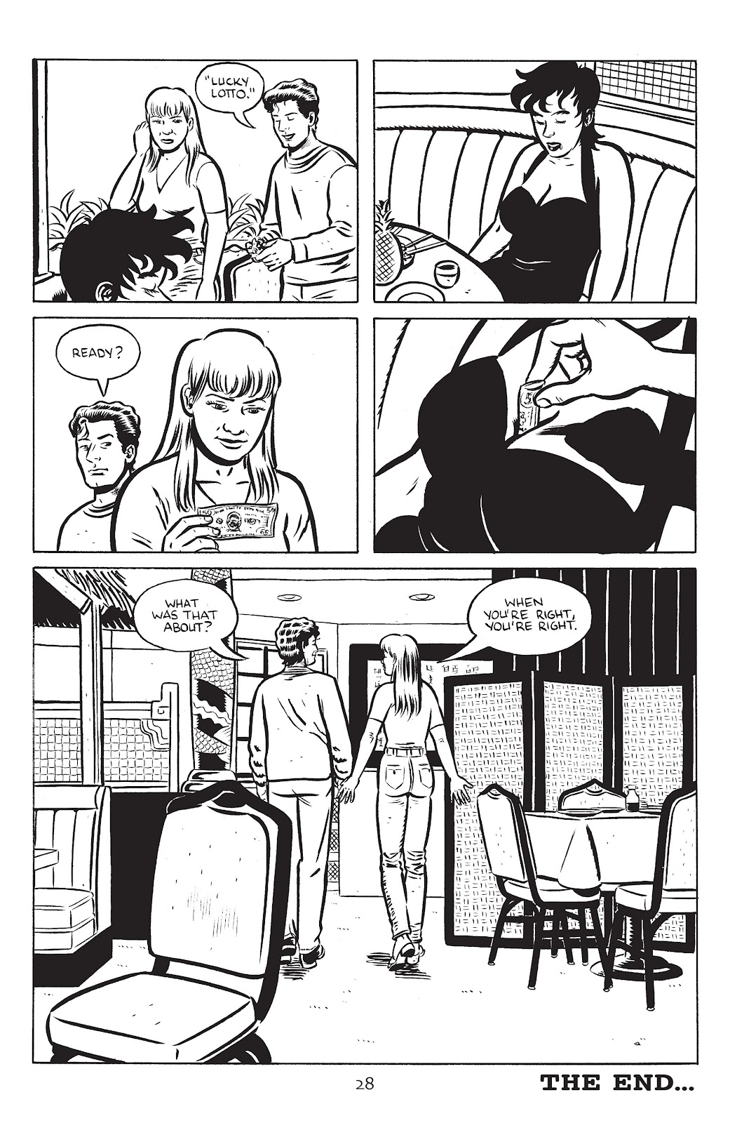 Stray Bullets Issue #24 #24 - English 30