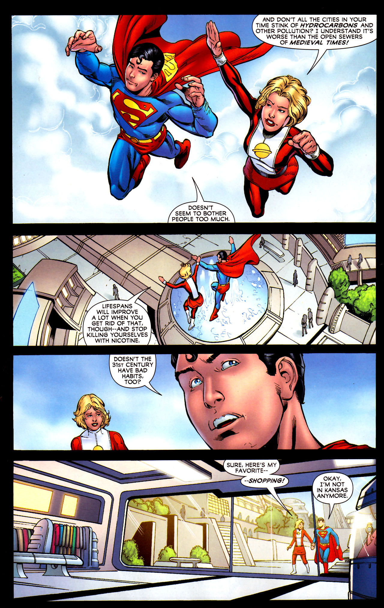 Read online Adventure Comics (2009) comic -  Issue #12 - 7