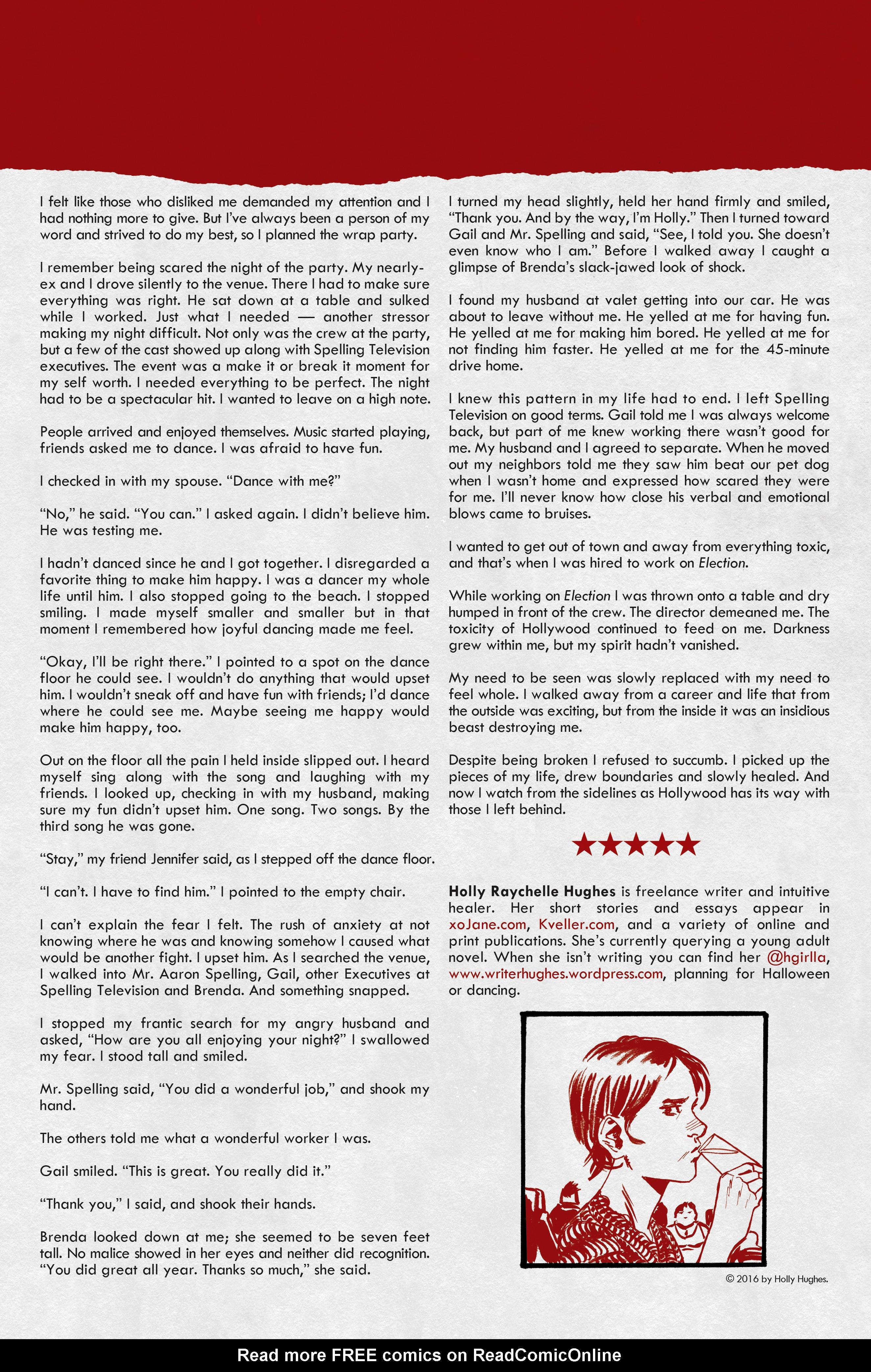 Read online Glitterbomb comic -  Issue #4 - 29