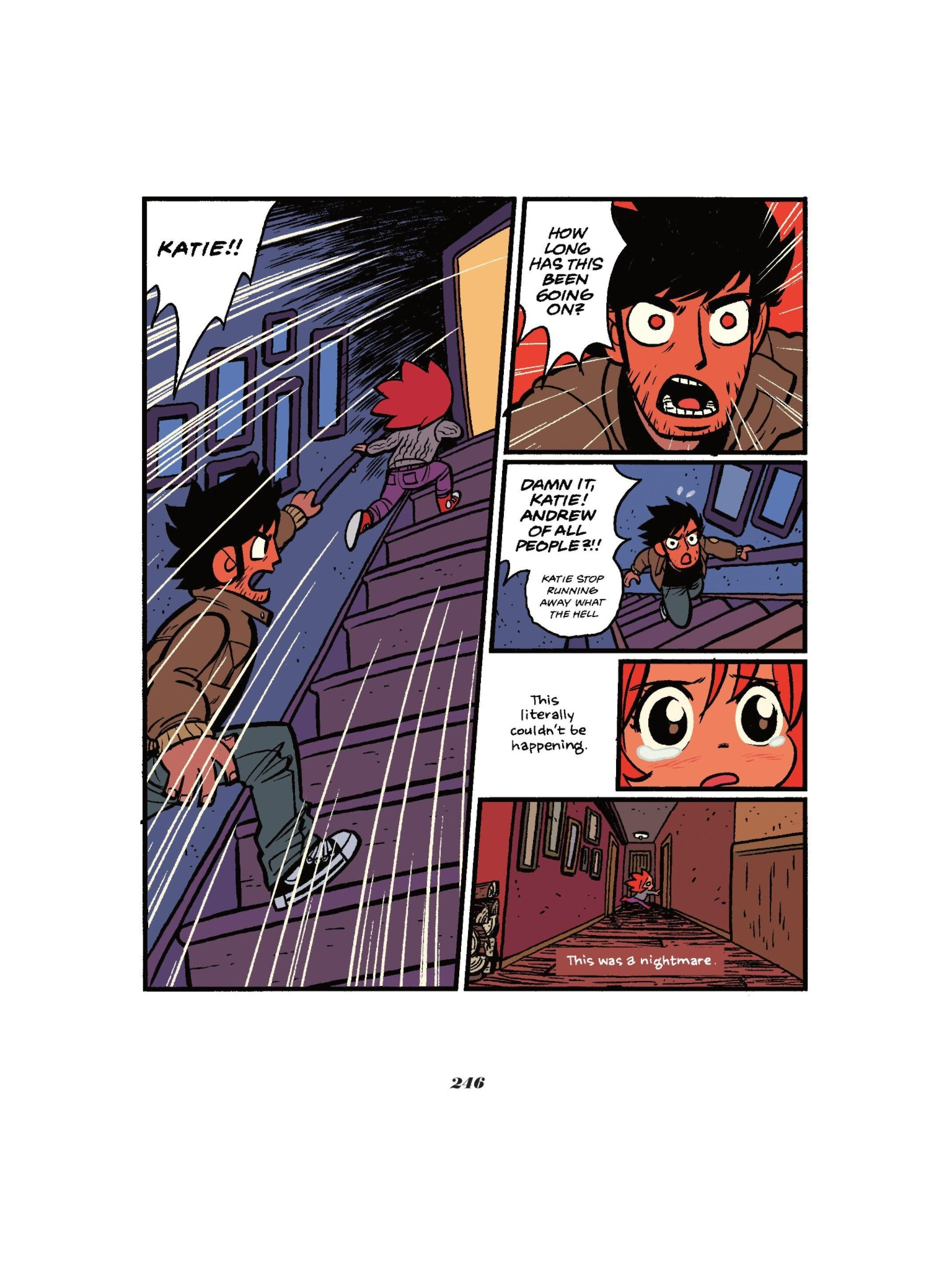 Read online Seconds comic -  Issue # Full - 246