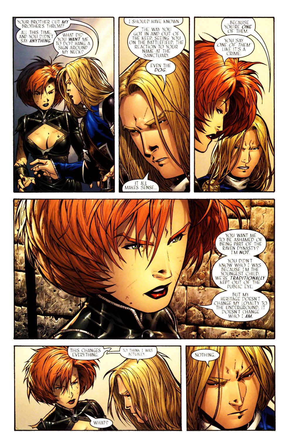 Read online Scion comic -  Issue #13 - 12