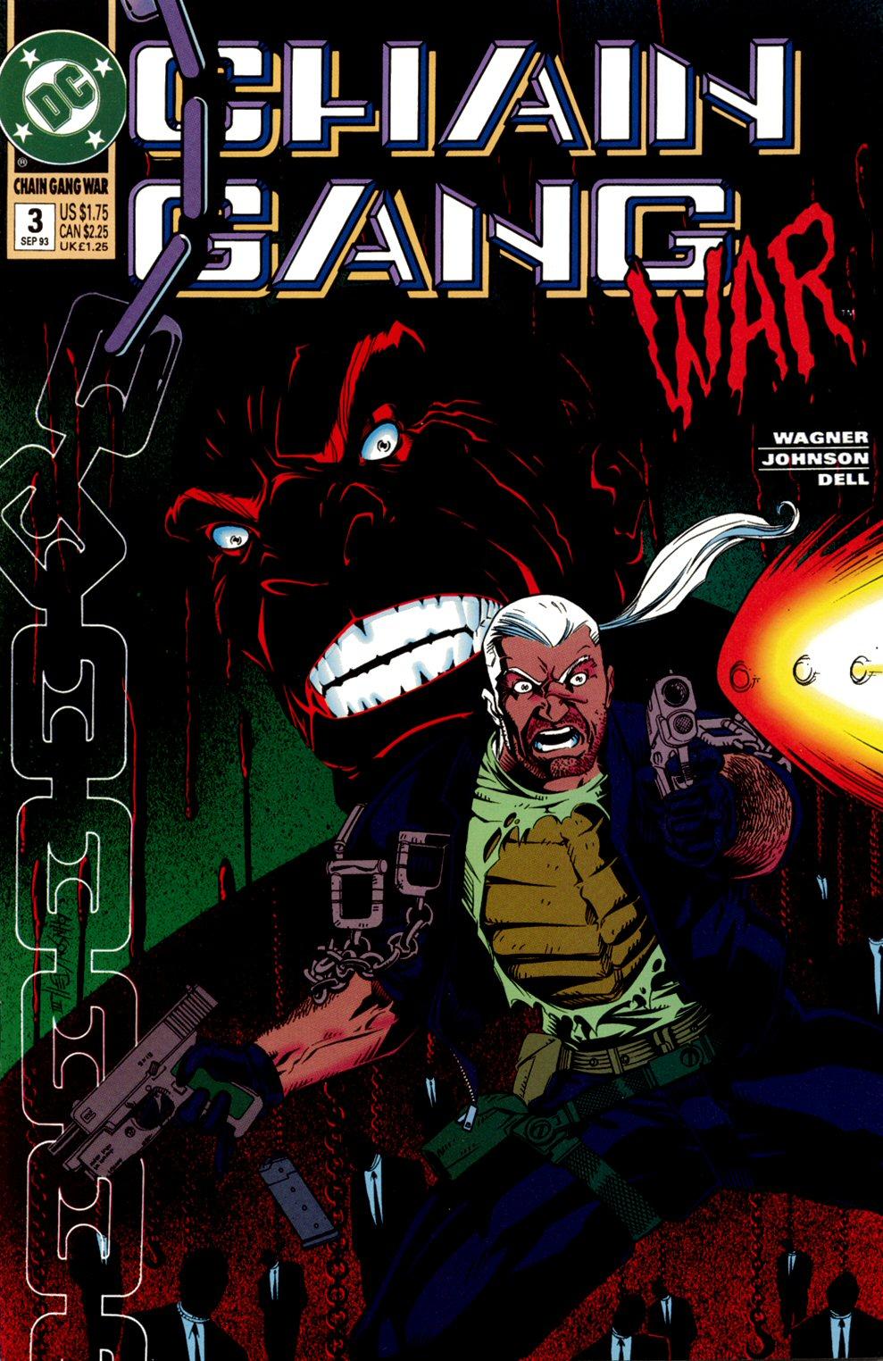 Chain Gang War 3 Page 1