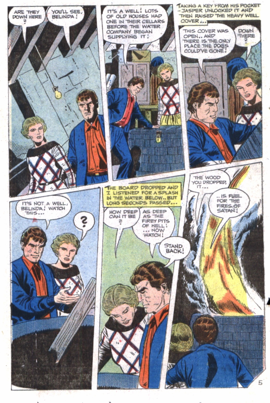 Read online Scary Tales comic -  Issue #36 - 18