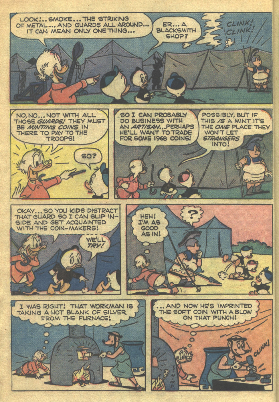 Uncle Scrooge (1953) Issue #75 #75 - English 12