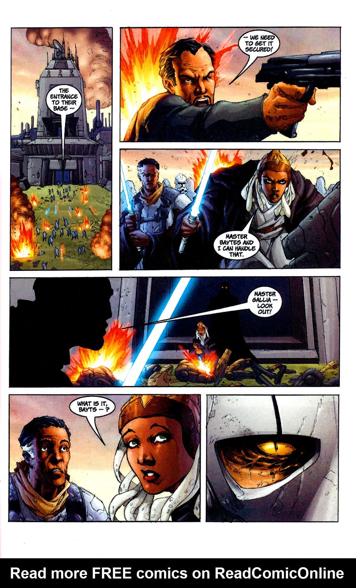 Star Wars: Obsession #4 #4 - English 19