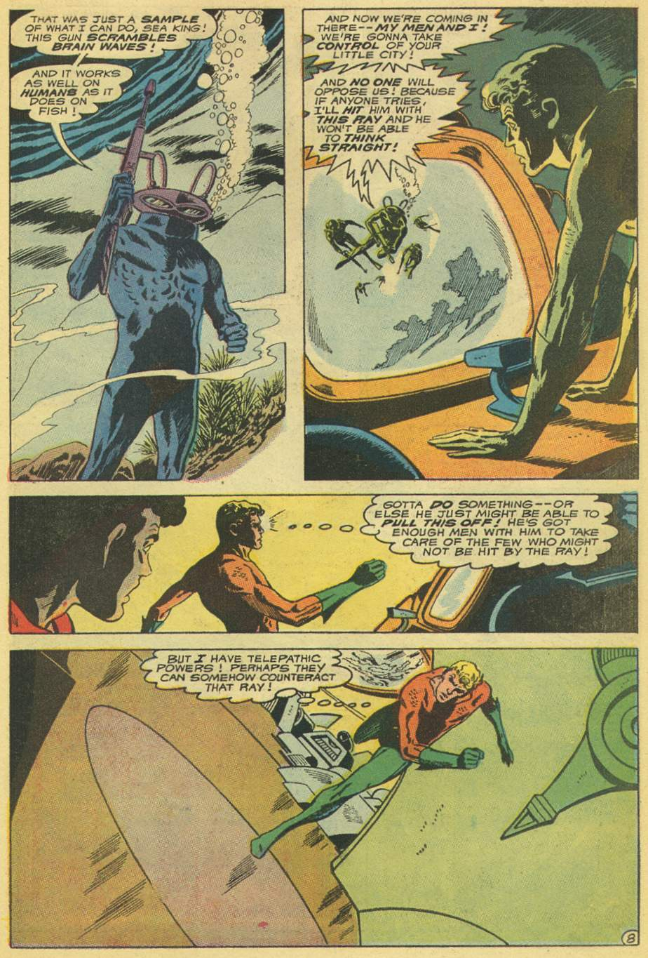 Aquaman (1962) Issue #53 #53 - English 11