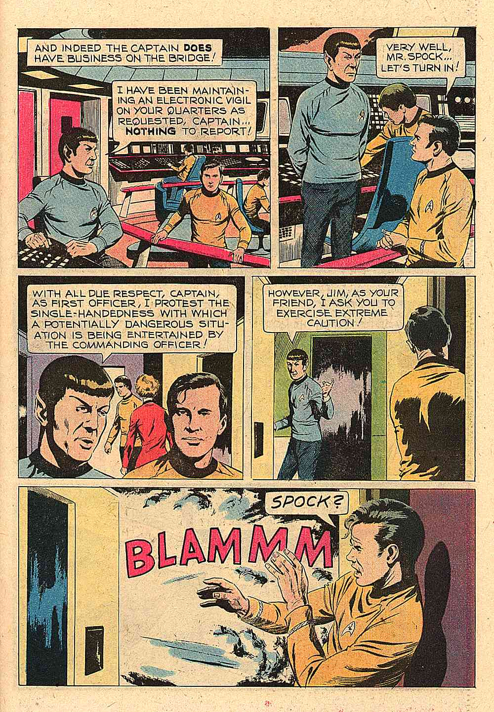 Star Trek (1967) #48 #48 - English 19