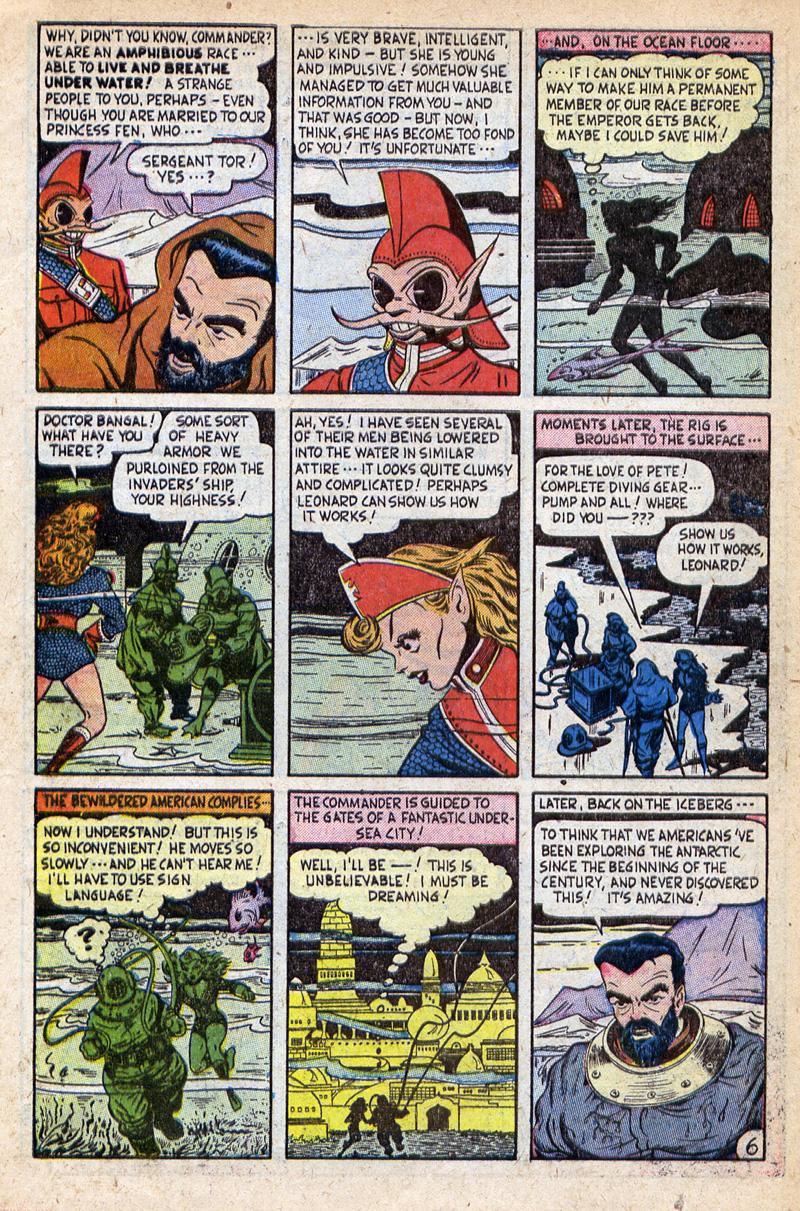Sub-Mariner Comics #32 #32 - English 8