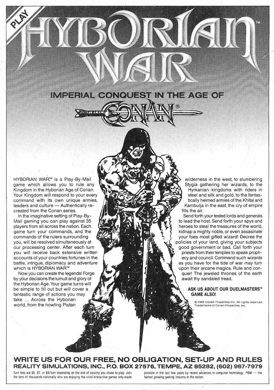 The Savage Sword Of Conan Issue #207 #208 - English 66