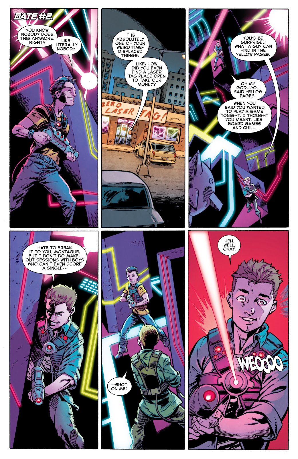 All-New X-Men (2016) Issue #17 #19 - English 11