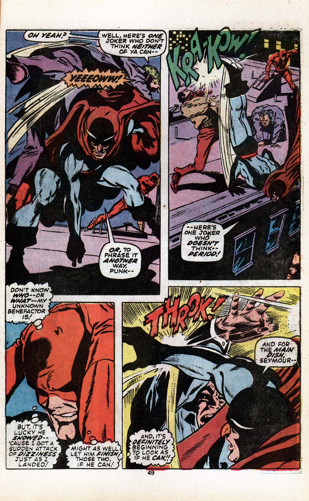 Read online Giant-Size Defenders comic -  Issue #5 - 51