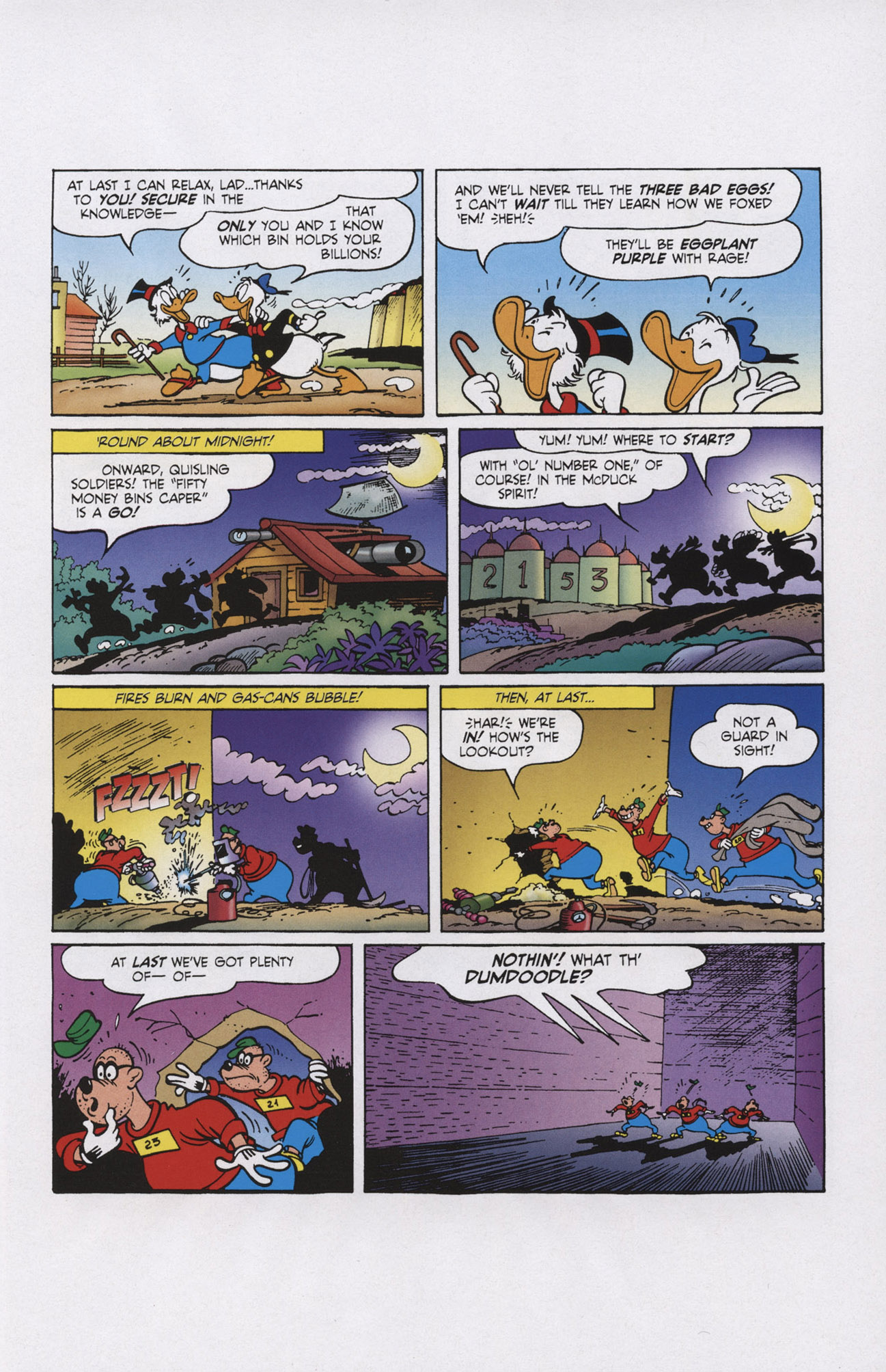 Uncle Scrooge (1953) #404 #404 - English 11