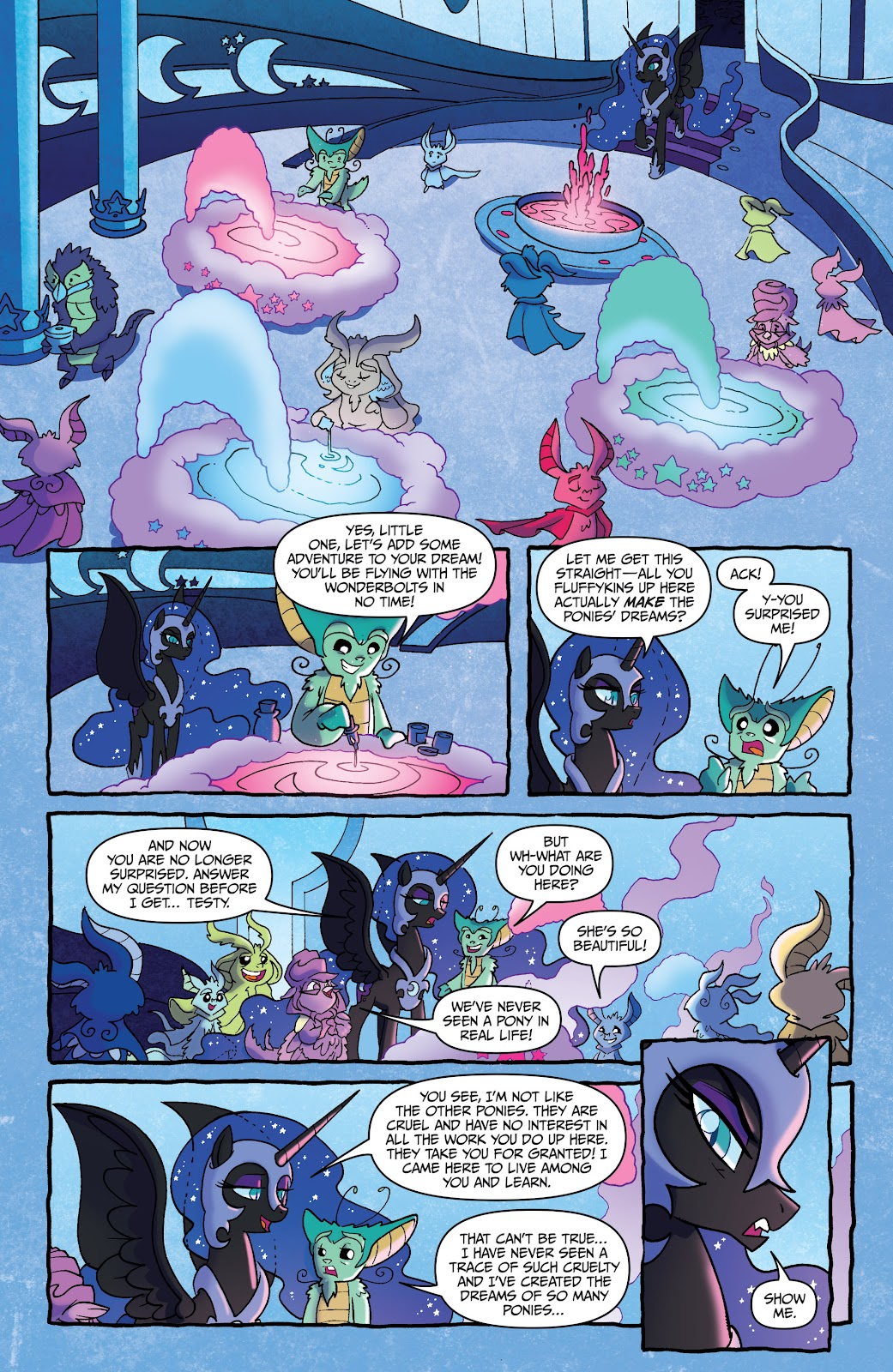 My Little Pony: Fiendship is Magic Issue #4 #4 - English 5