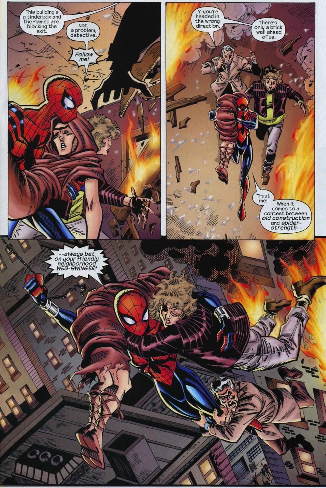 Amazing Spider-Girl Issue #3 #4 - English 23