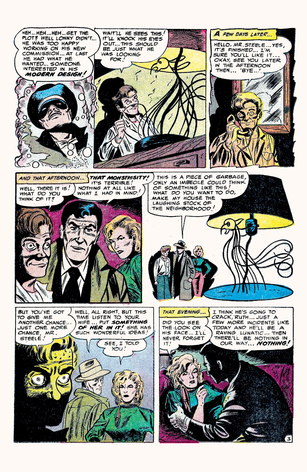 Haunted Horror Issue #27 #27 - English 45