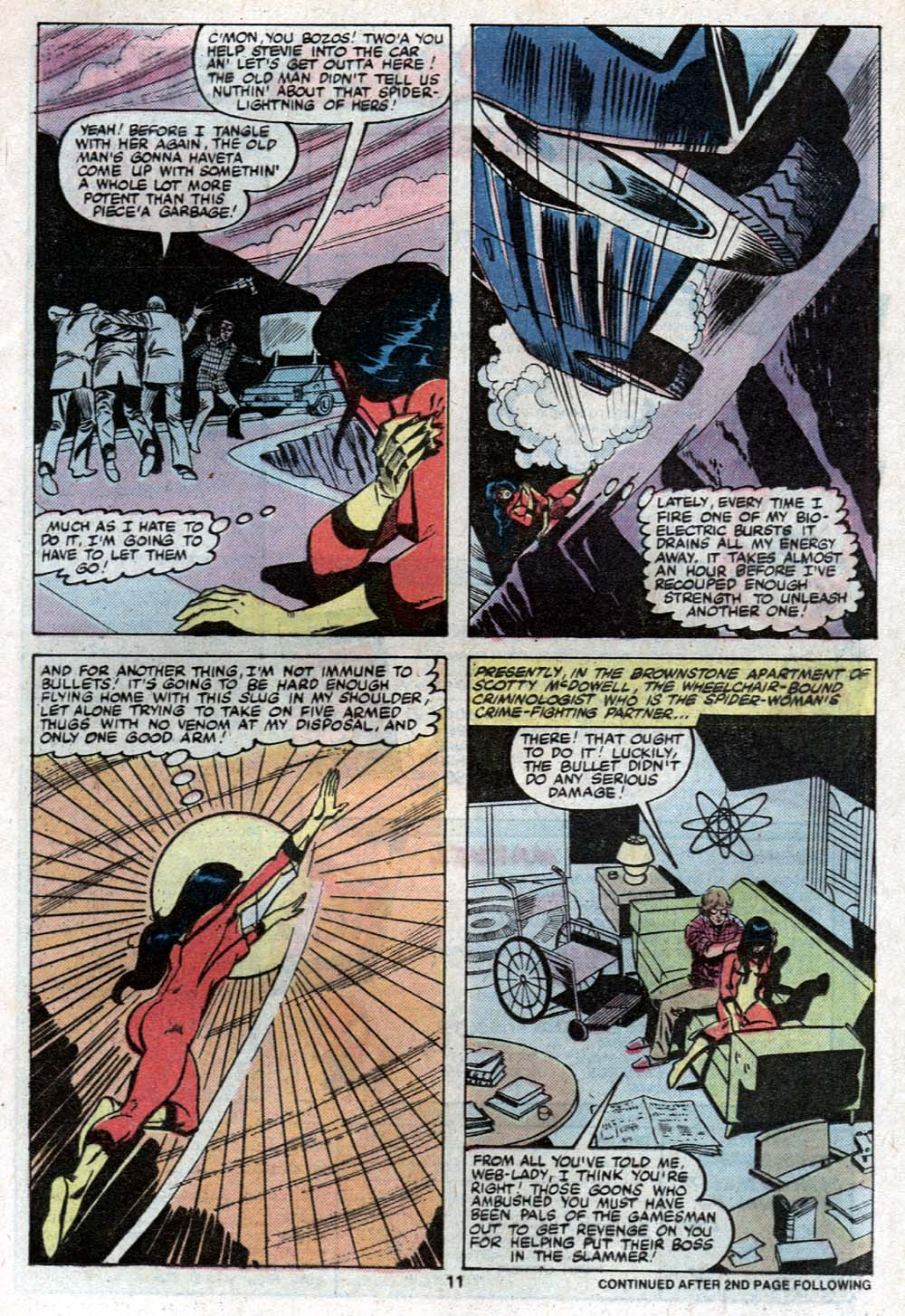 Spider-Woman (1978) Issue #24 #24 - English 8