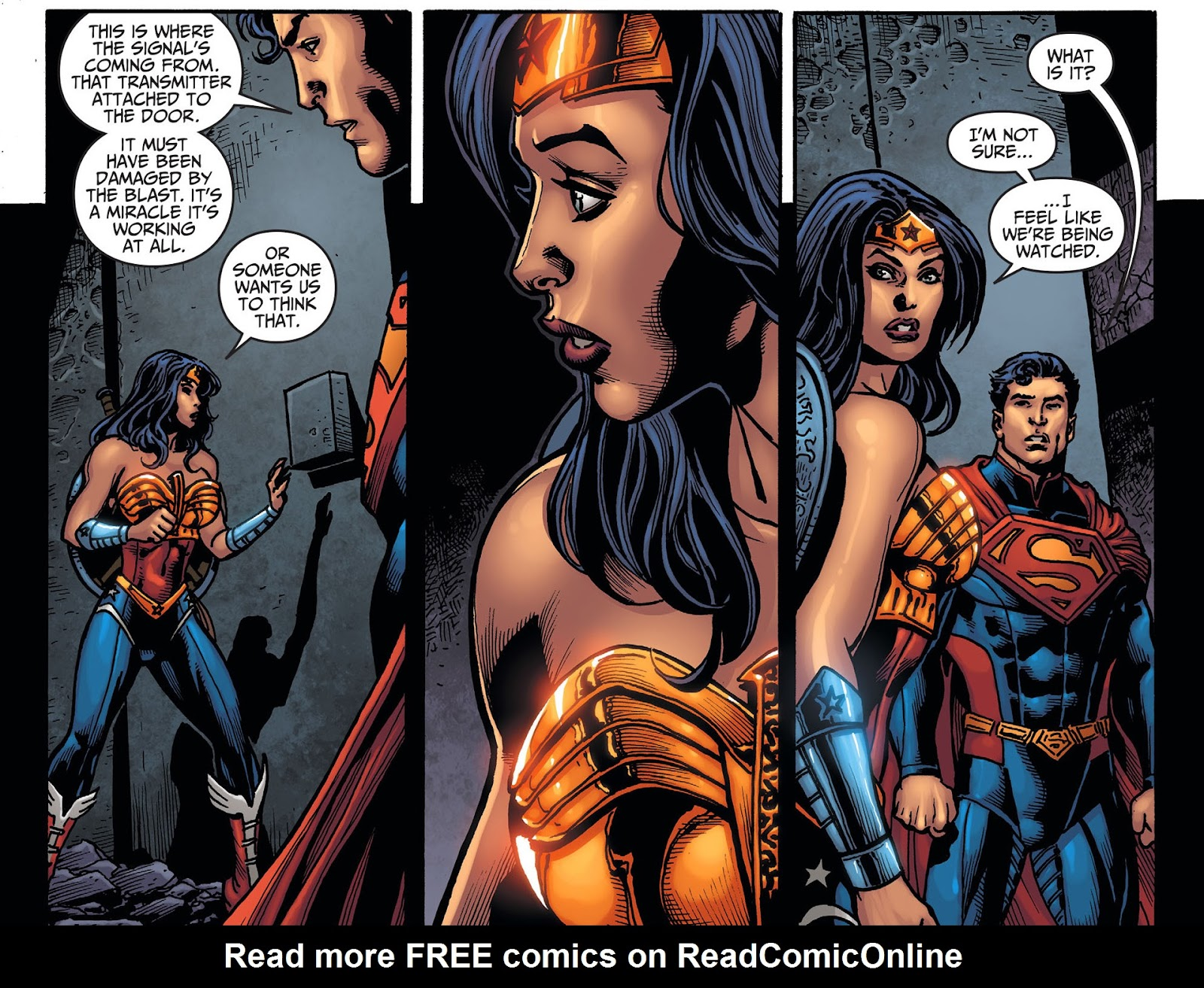 Injustice: Gods Among Us [I] Issue #20 #21 - English 14