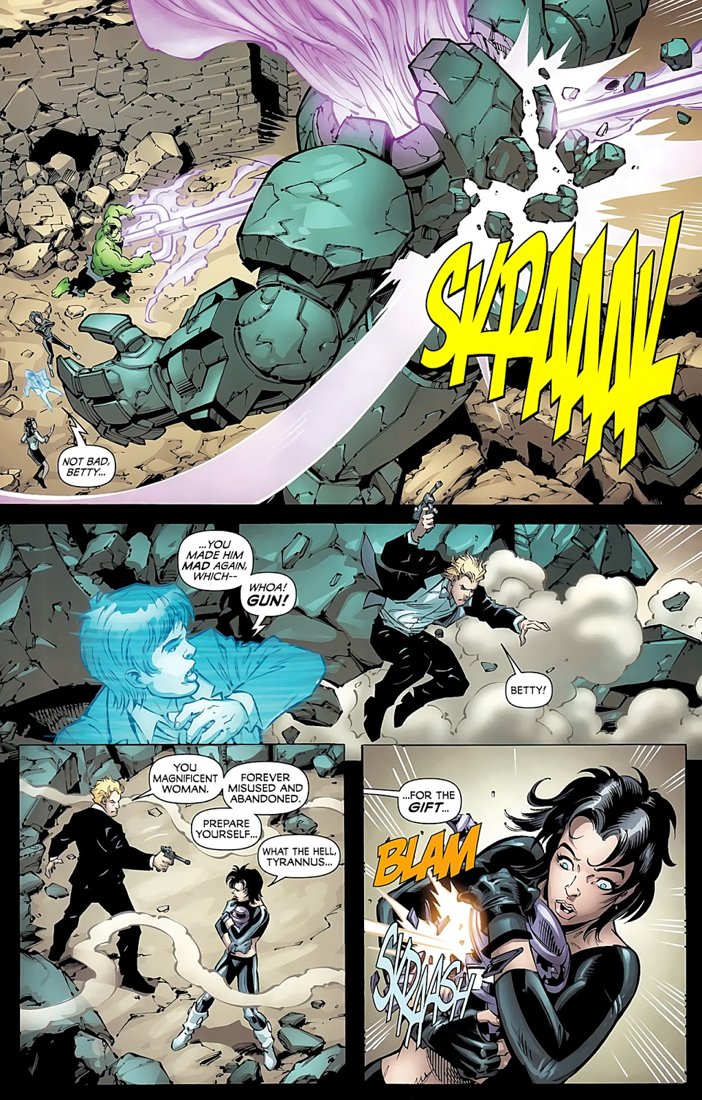 Incredible Hulks (2010) Issue #629 #19 - English 15