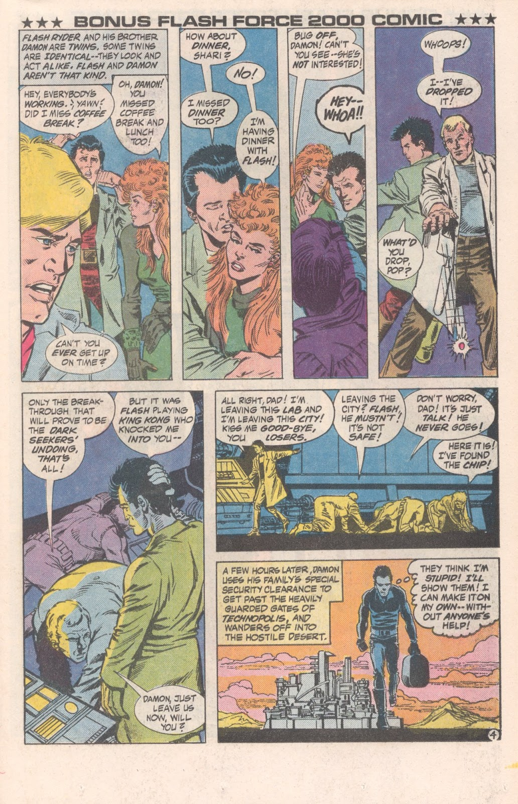 Tales of the Legion Issue #317 #4 - English 31