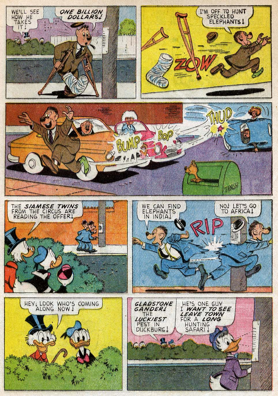 Uncle Scrooge (1953) Issue #54 #54 - English 4