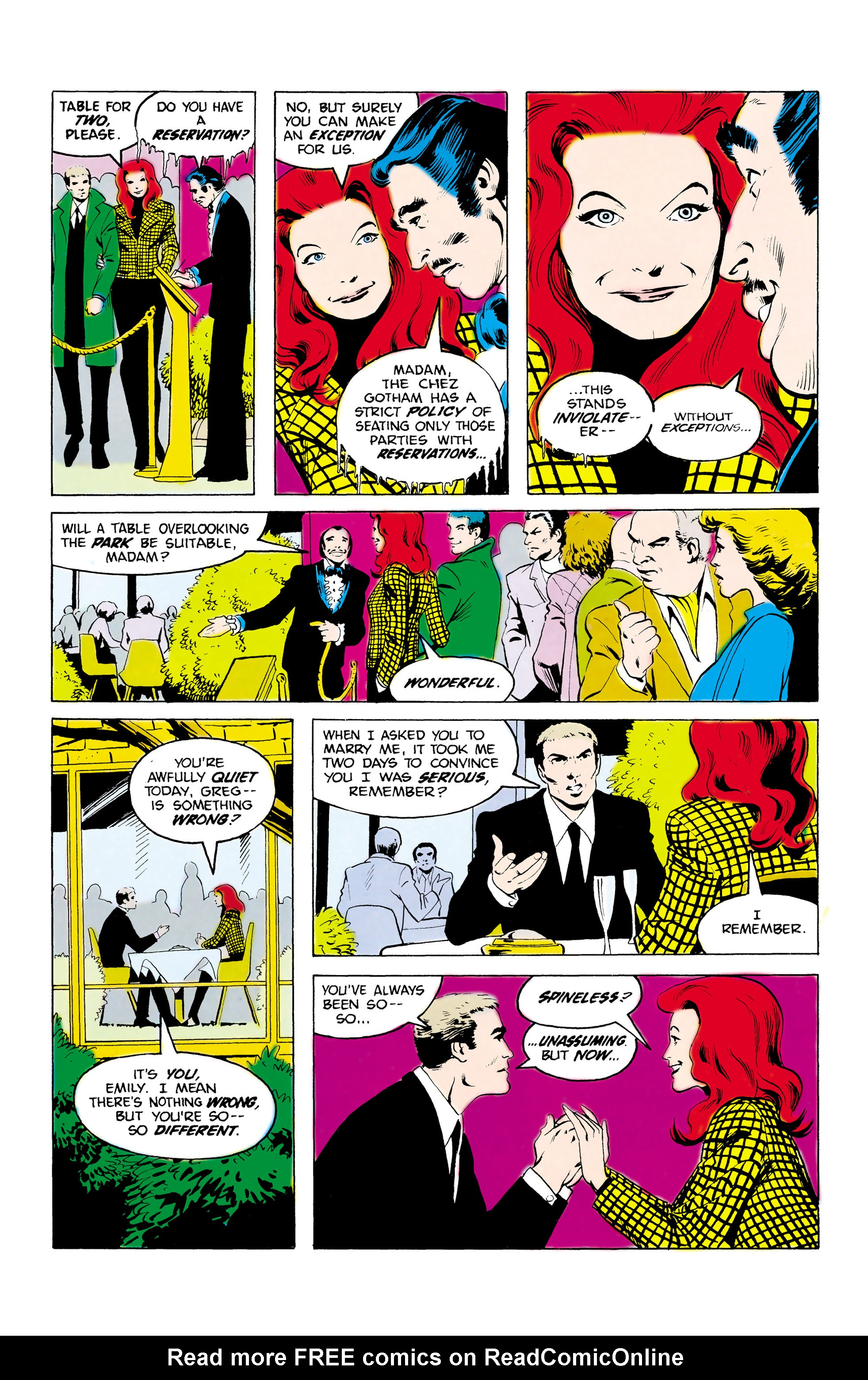 Batman and the Outsiders (1983) 32 Page 19