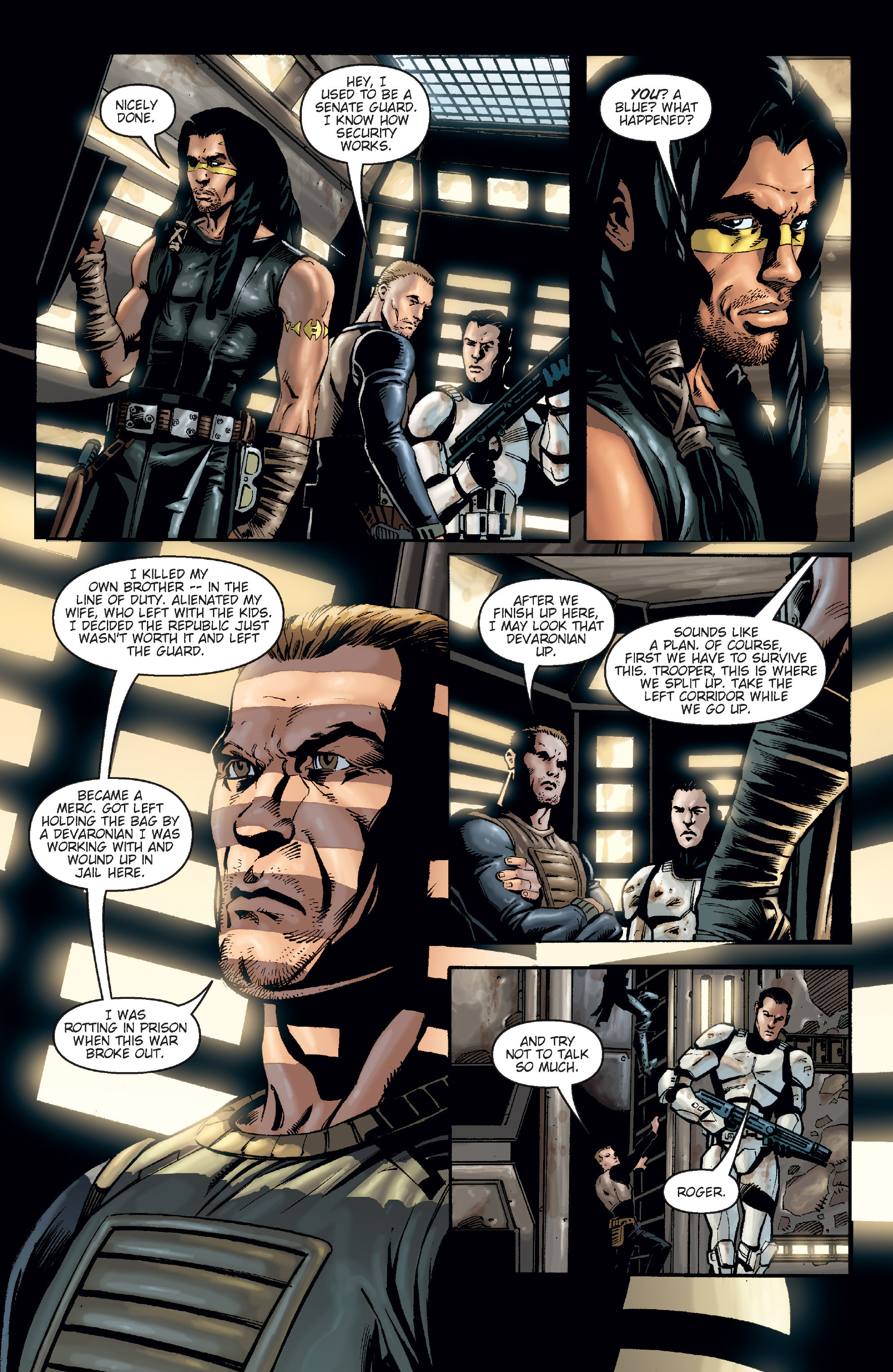 Star Wars Legends Epic Collection: The Clone Wars chap 2 pic 9