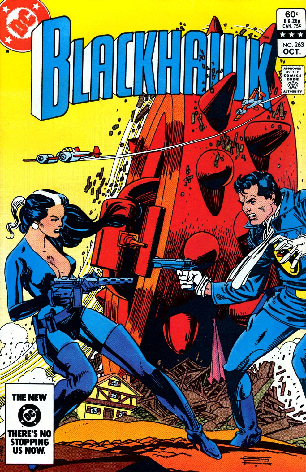 Blackhawk (1957) 263 Page 1