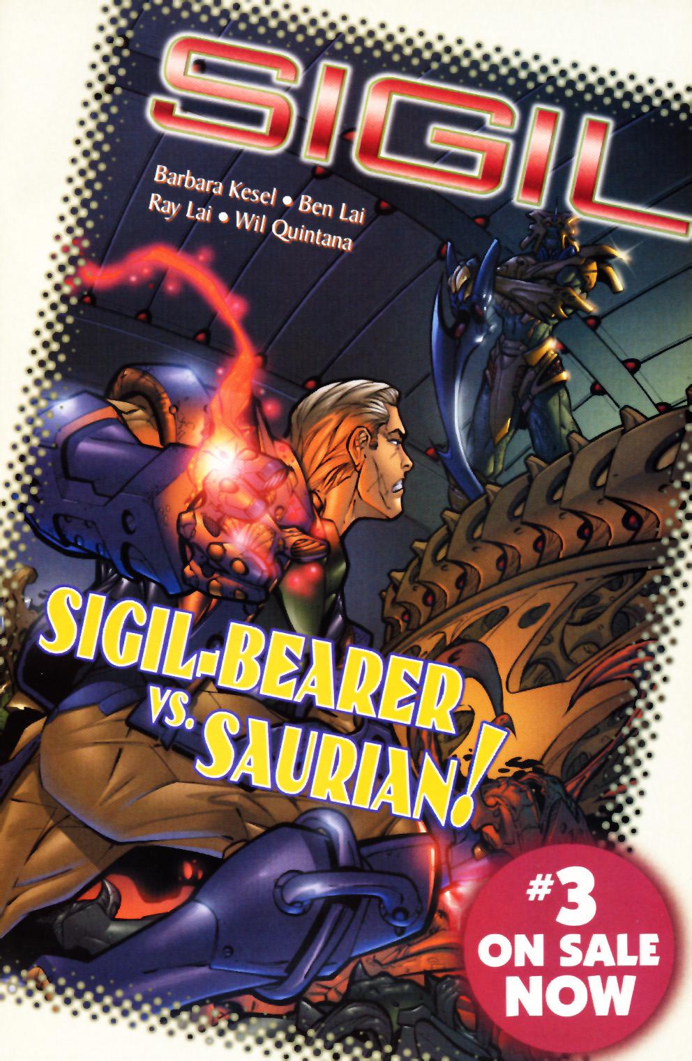 Read online Scion comic -  Issue #3 - 30