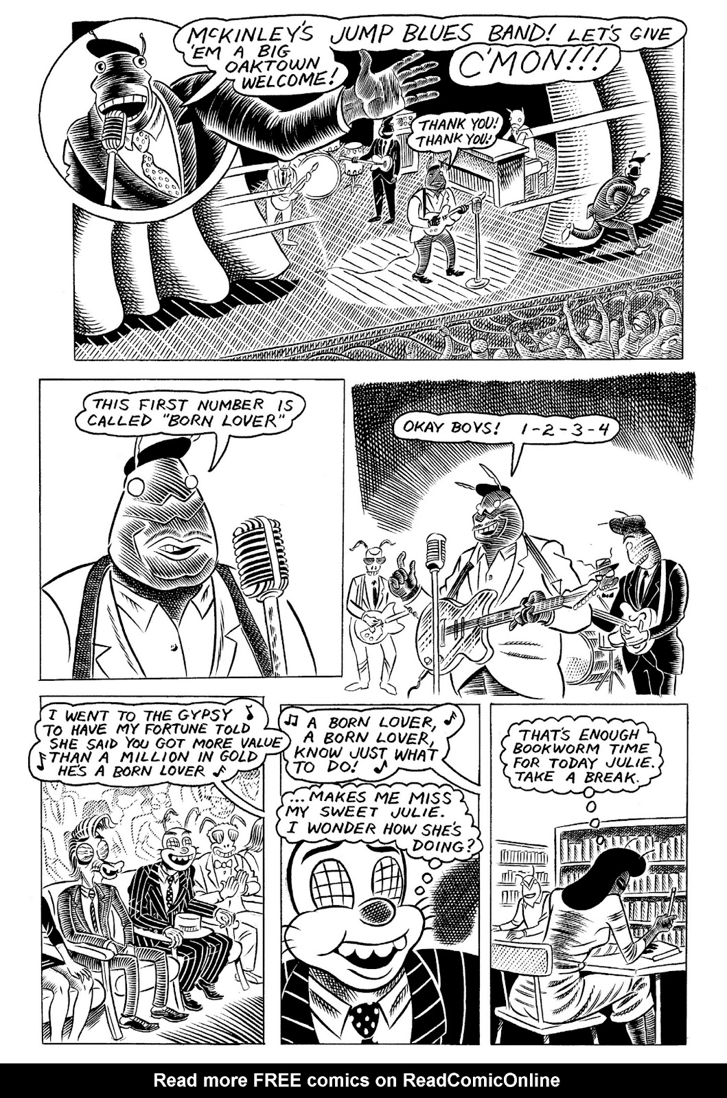 Bughouse Issue #5 #5 - English 12