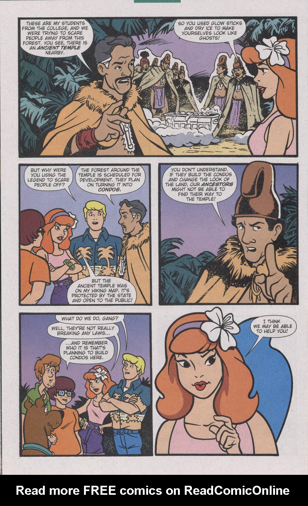 Read online Scooby-Doo (1997) comic -  Issue #77 - 50