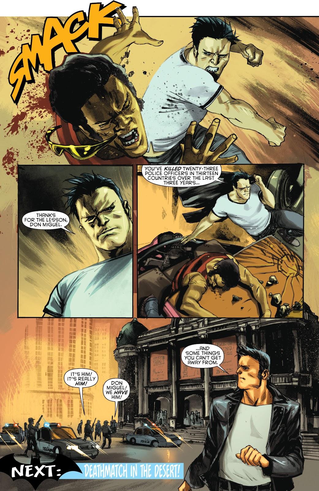 Batman (2011) Issue #21 #36 - English 29