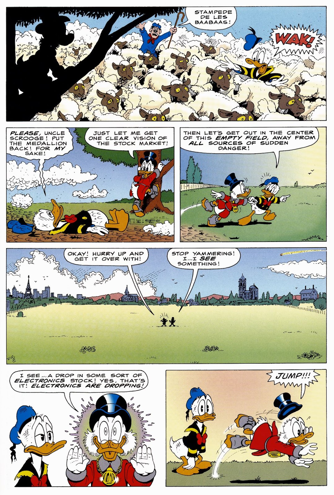 Uncle Scrooge (1953) Issue #327 #327 - English 49