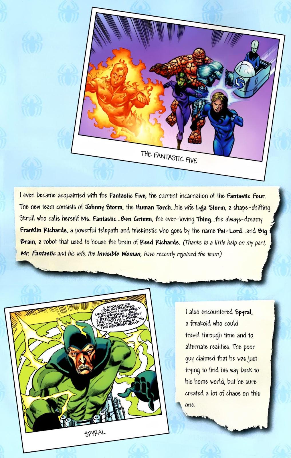 Amazing Spider-Girl Issue #0 #1 - English 8