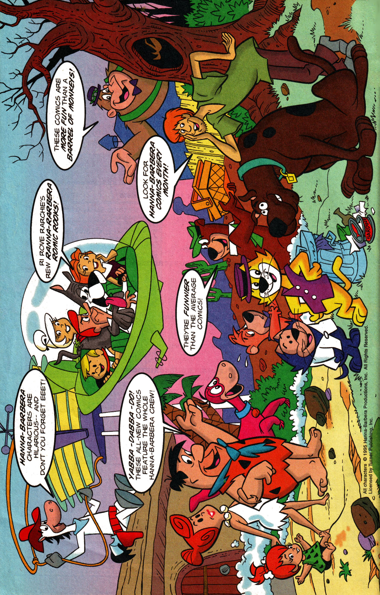 Read online Scooby-Doo (1995) comic -  Issue #13 - 35
