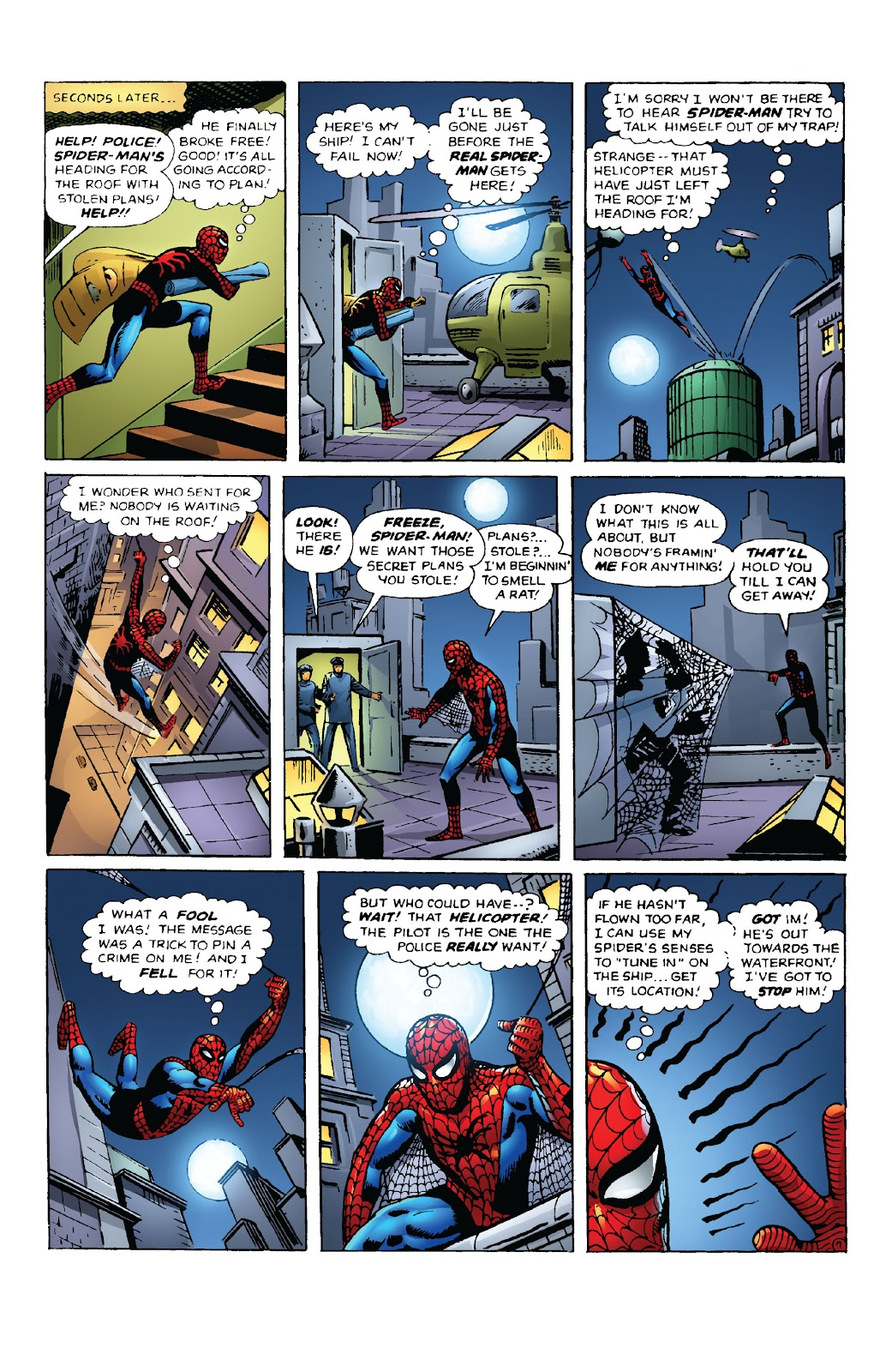 Amazing Fantasy #15: Spider-Man! Full #1 - English 36