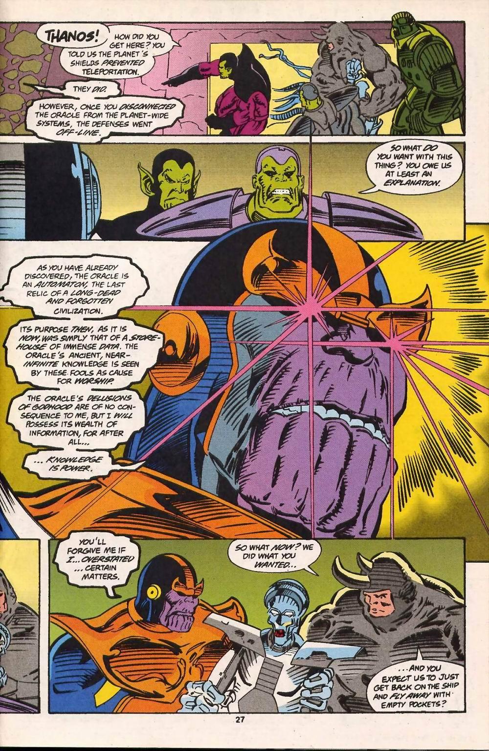 Read online Secret Defenders comic -  Issue #13 - 20