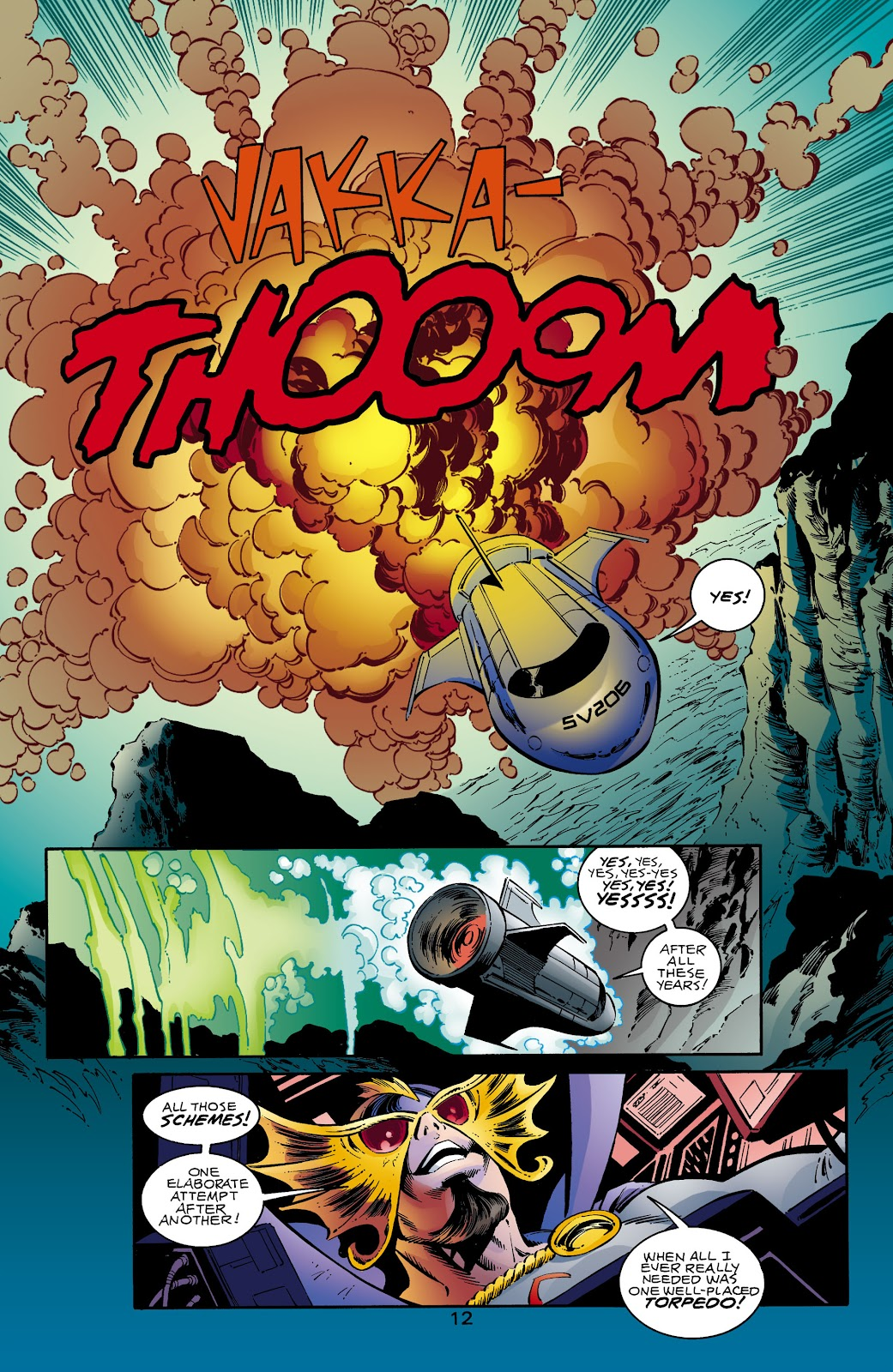 Aquaman (1994) Issue #69 #75 - English 12