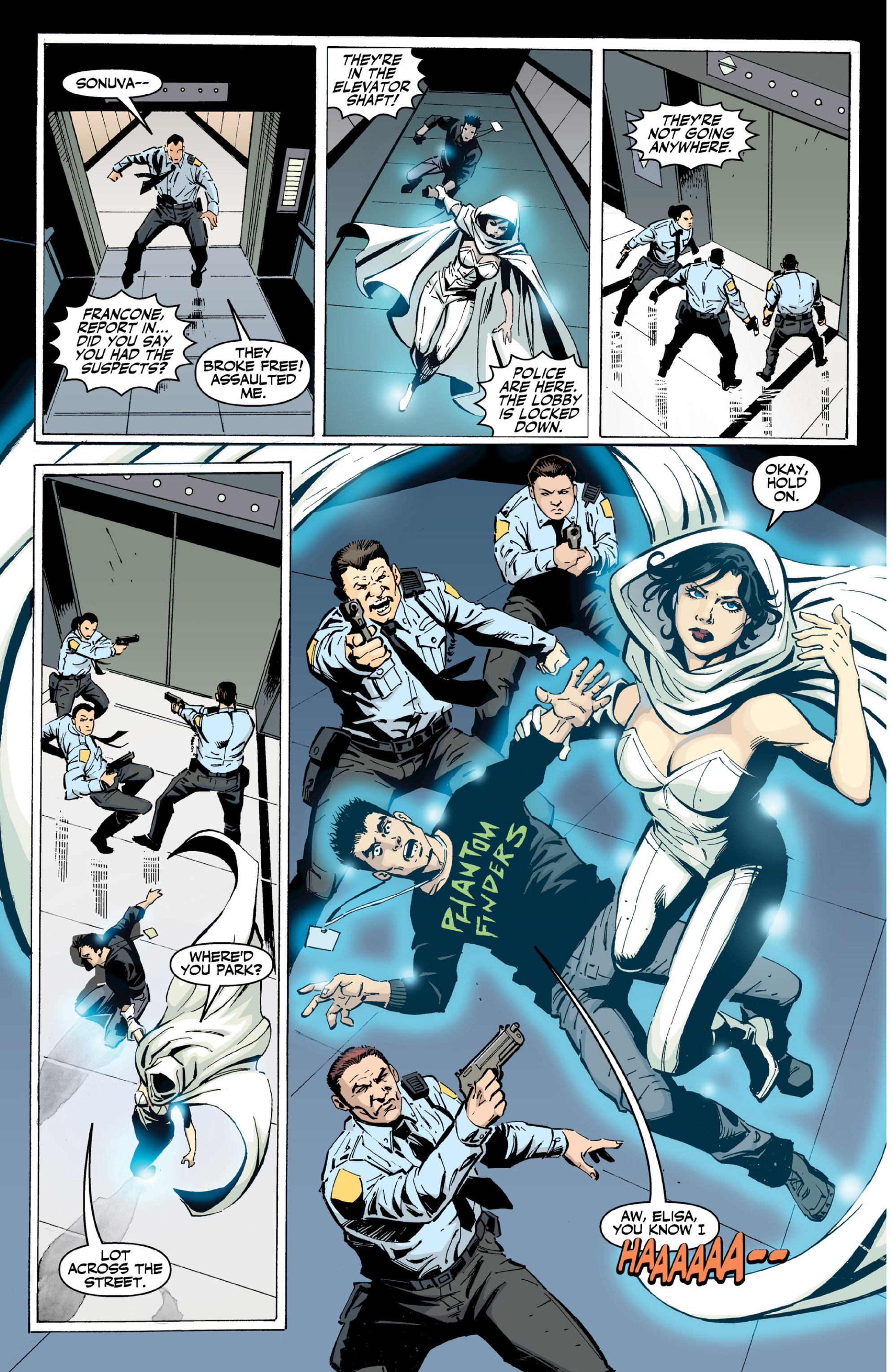 Read online Ghost (2013) comic -  Issue # TPB 2 - 45