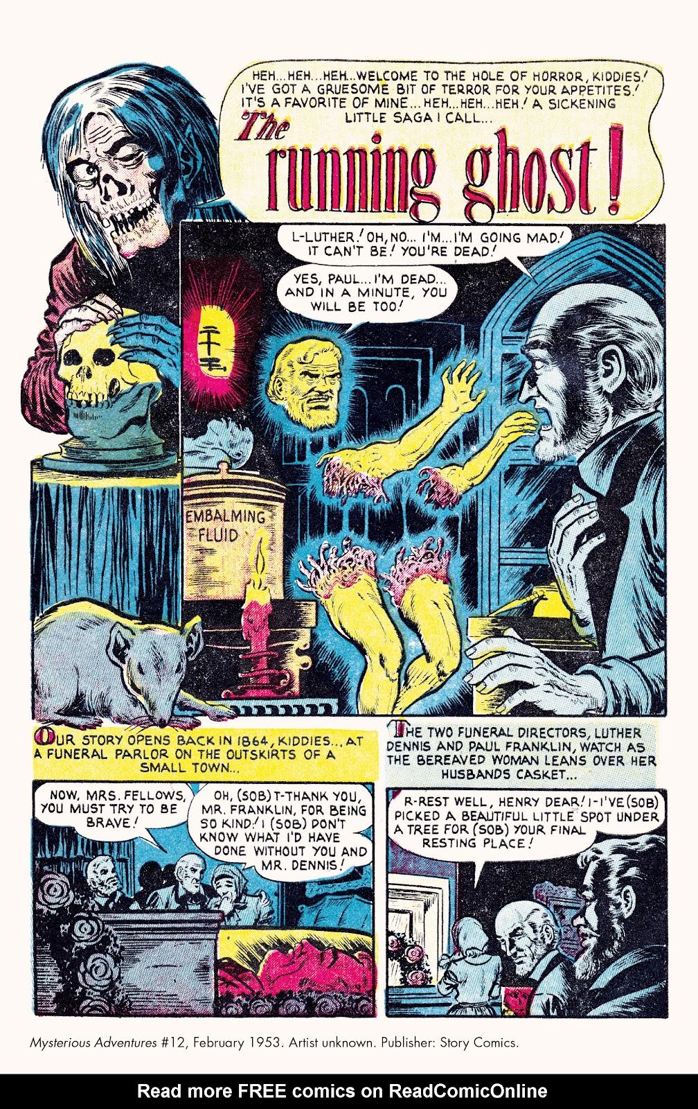 Haunted Horror Issue #27 #27 - English 3
