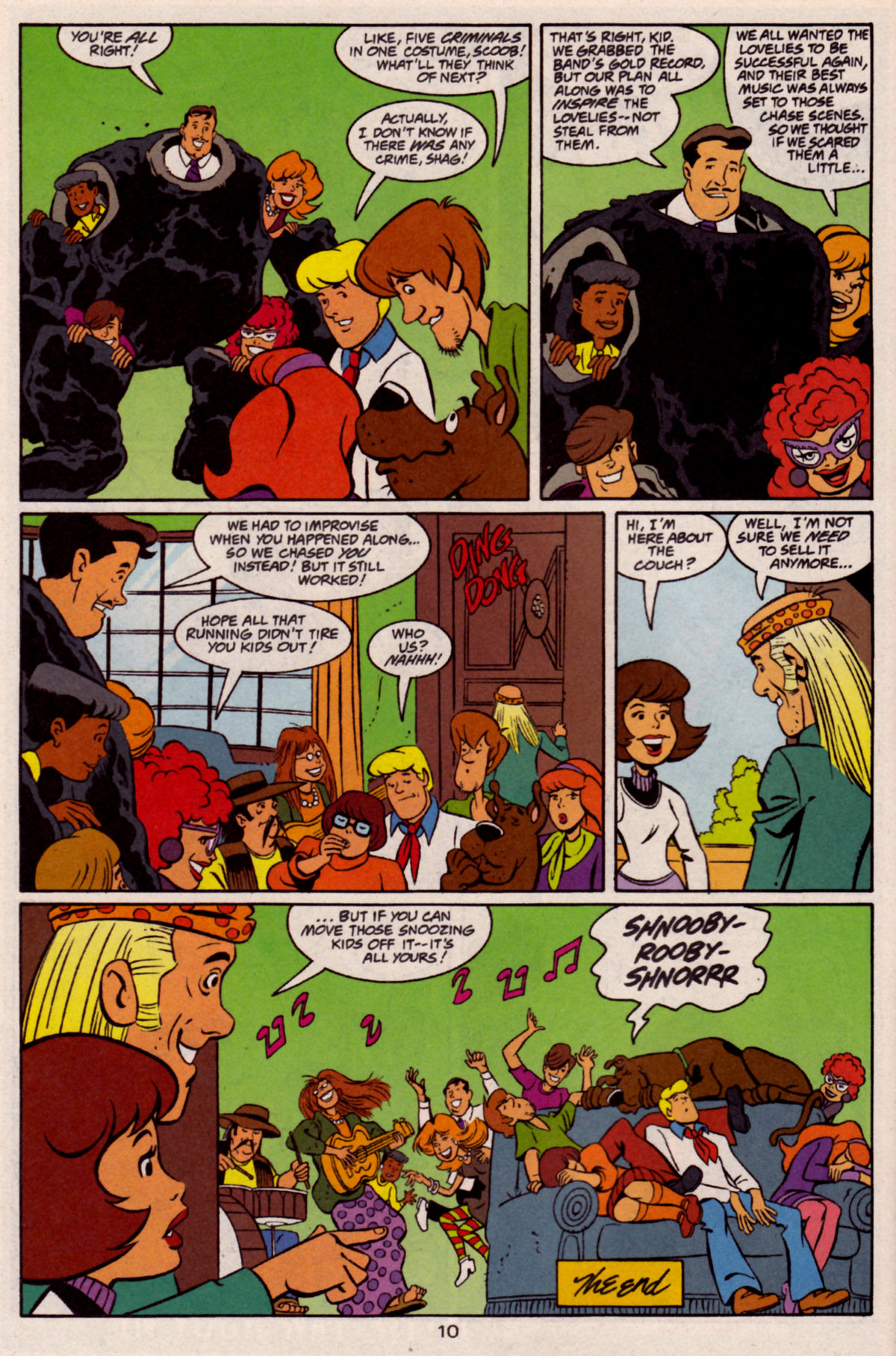 Read online Scooby-Doo (1997) comic -  Issue #27 - 23